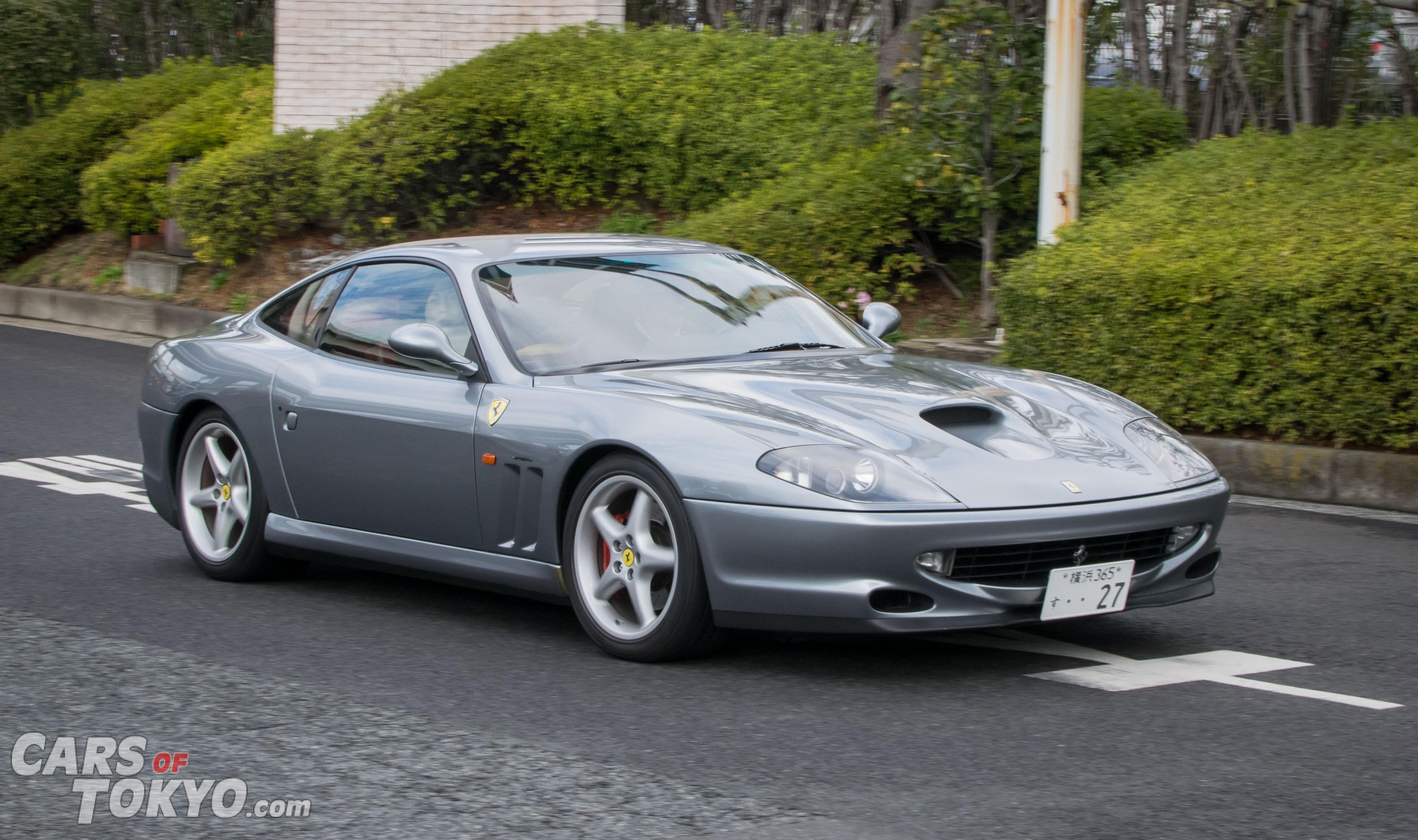 Cars of Tokyo Classic Ferrari 550 Maranello