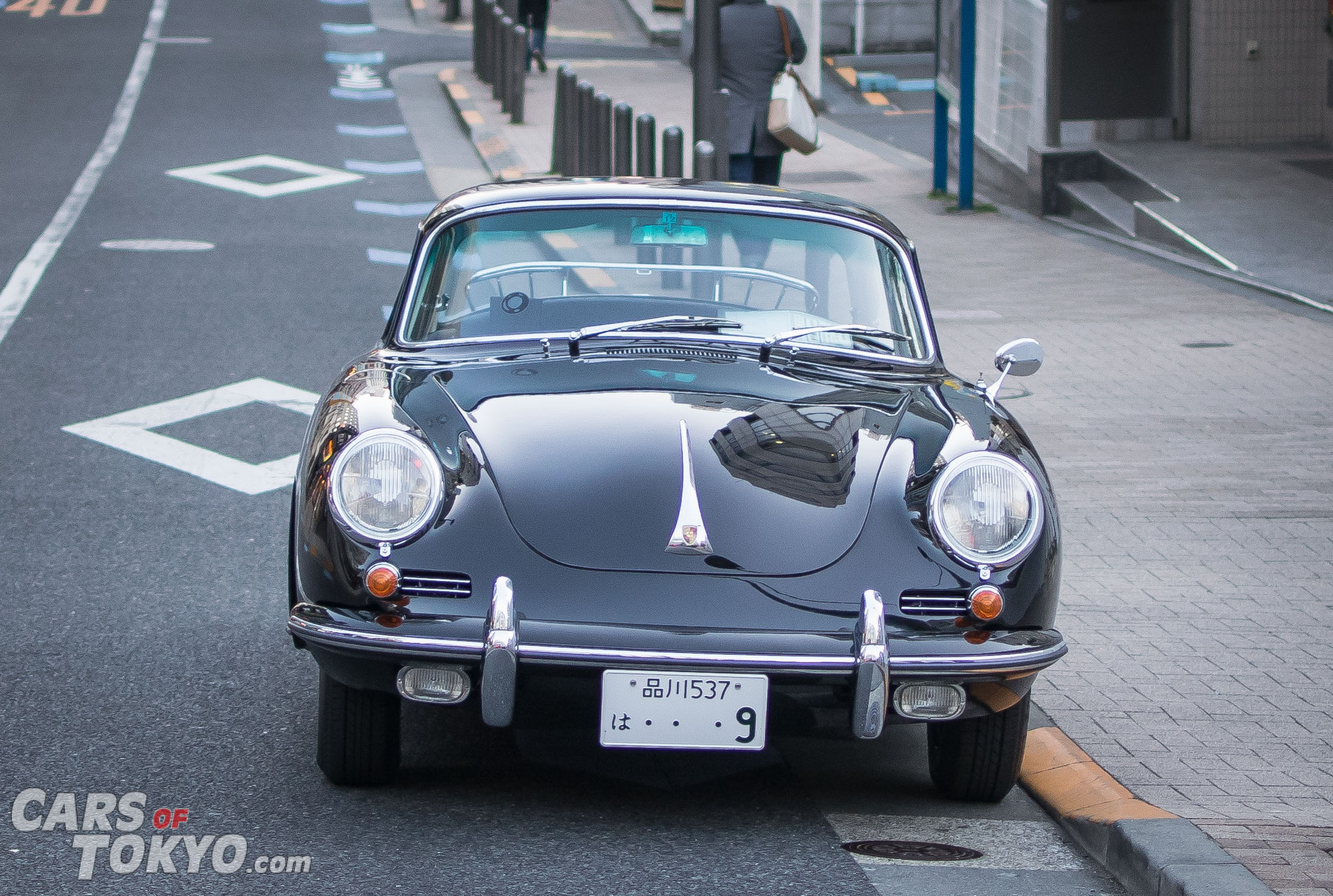 Cars of Tokyo Classic Porsche 356