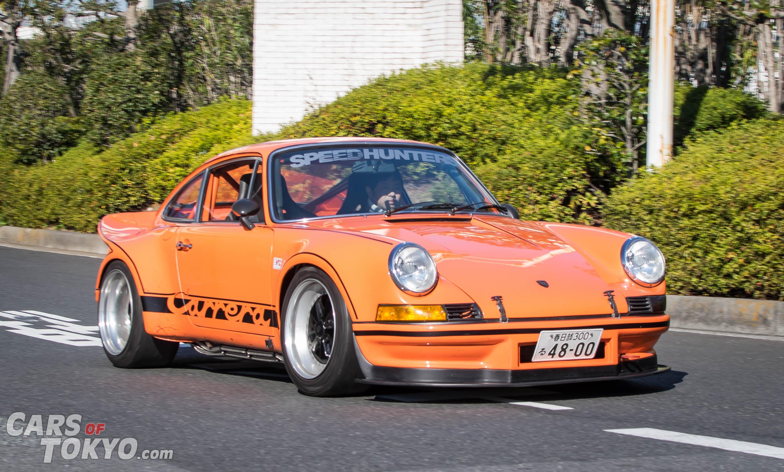 Cars of Tokyo Classic Porsche 911 Carrera RSR