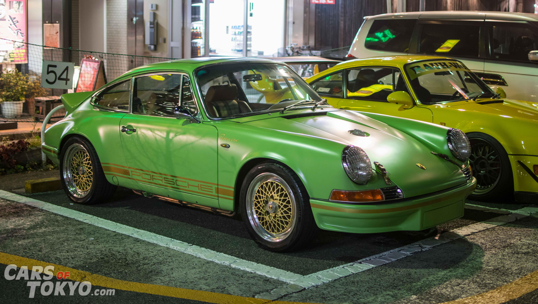 Cars of Tokyo Classic Porsche 911 Classic