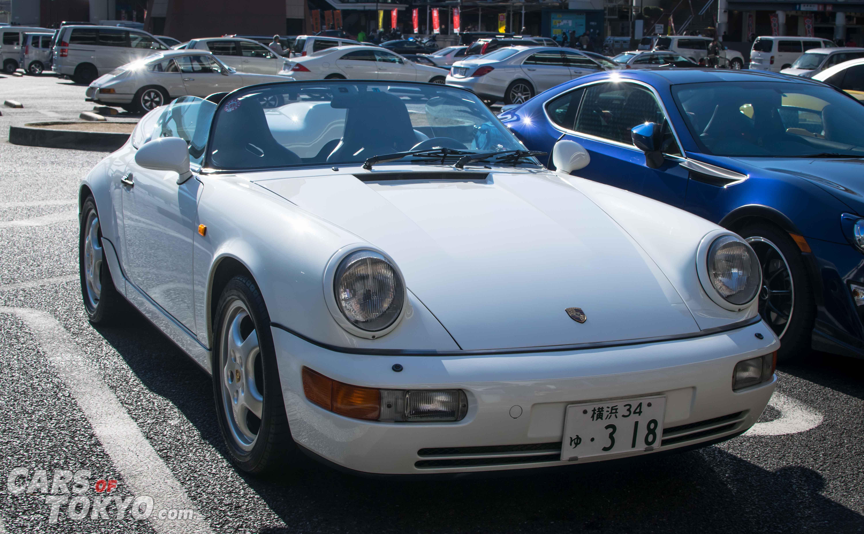Cars of Tokyo Classic Porsche 911 Speedster (964)