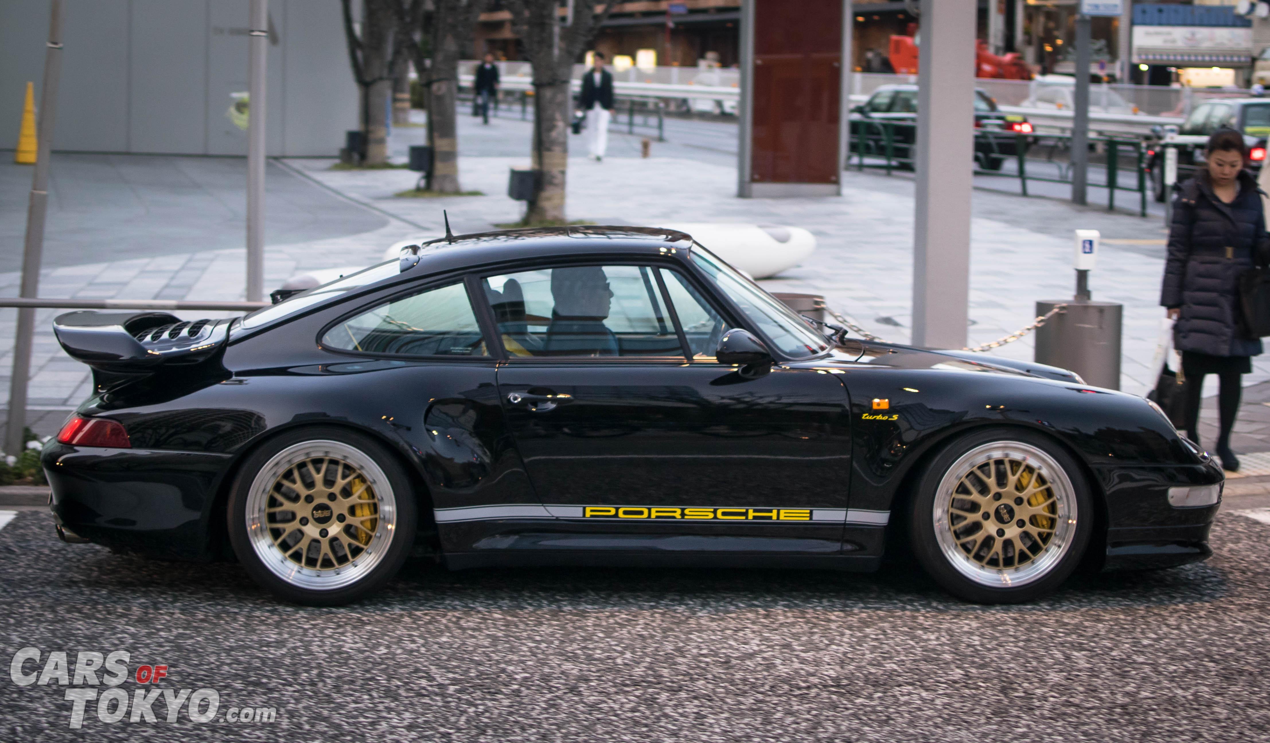 Cars of Tokyo Classic Porsche 911 Turbo S