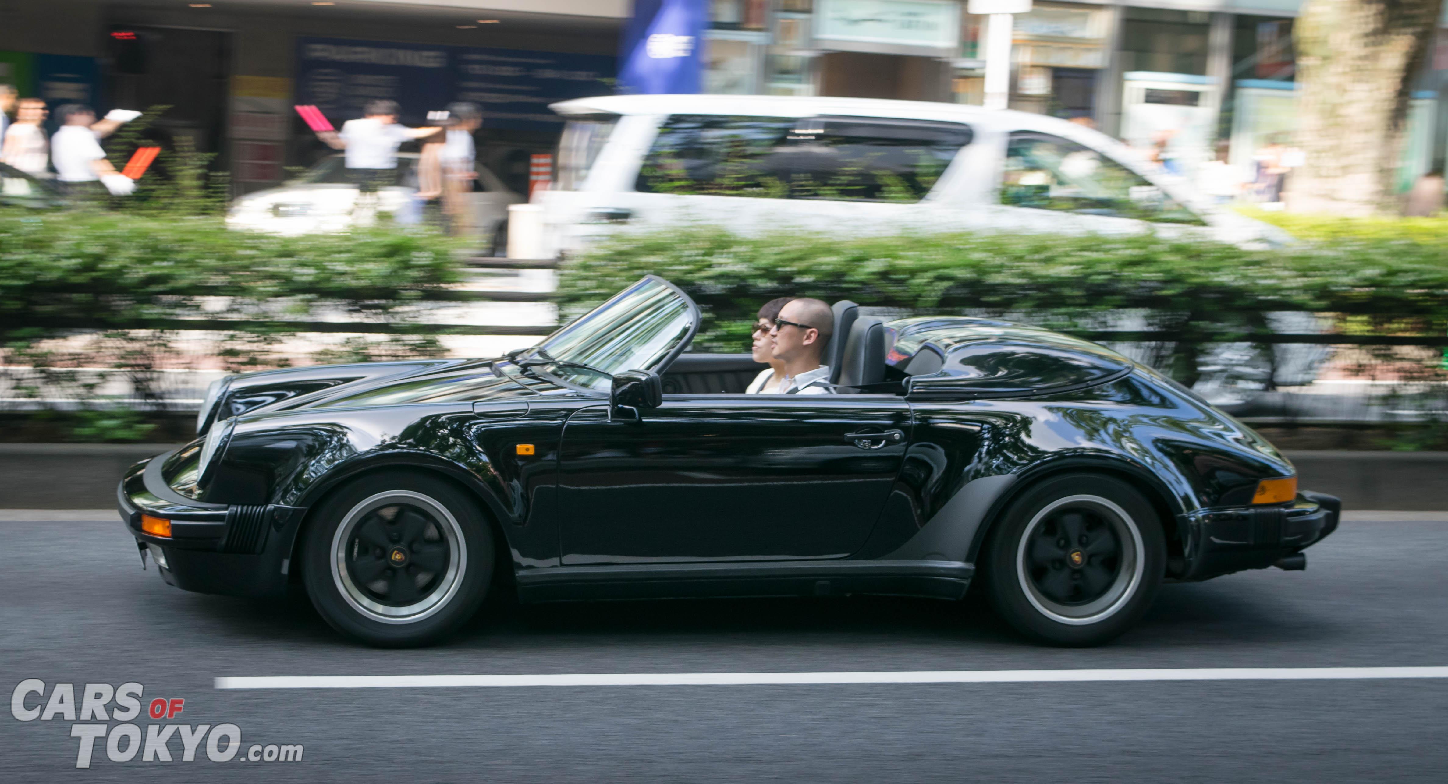 Cars of Tokyo Classic Porsche 930 Speedster