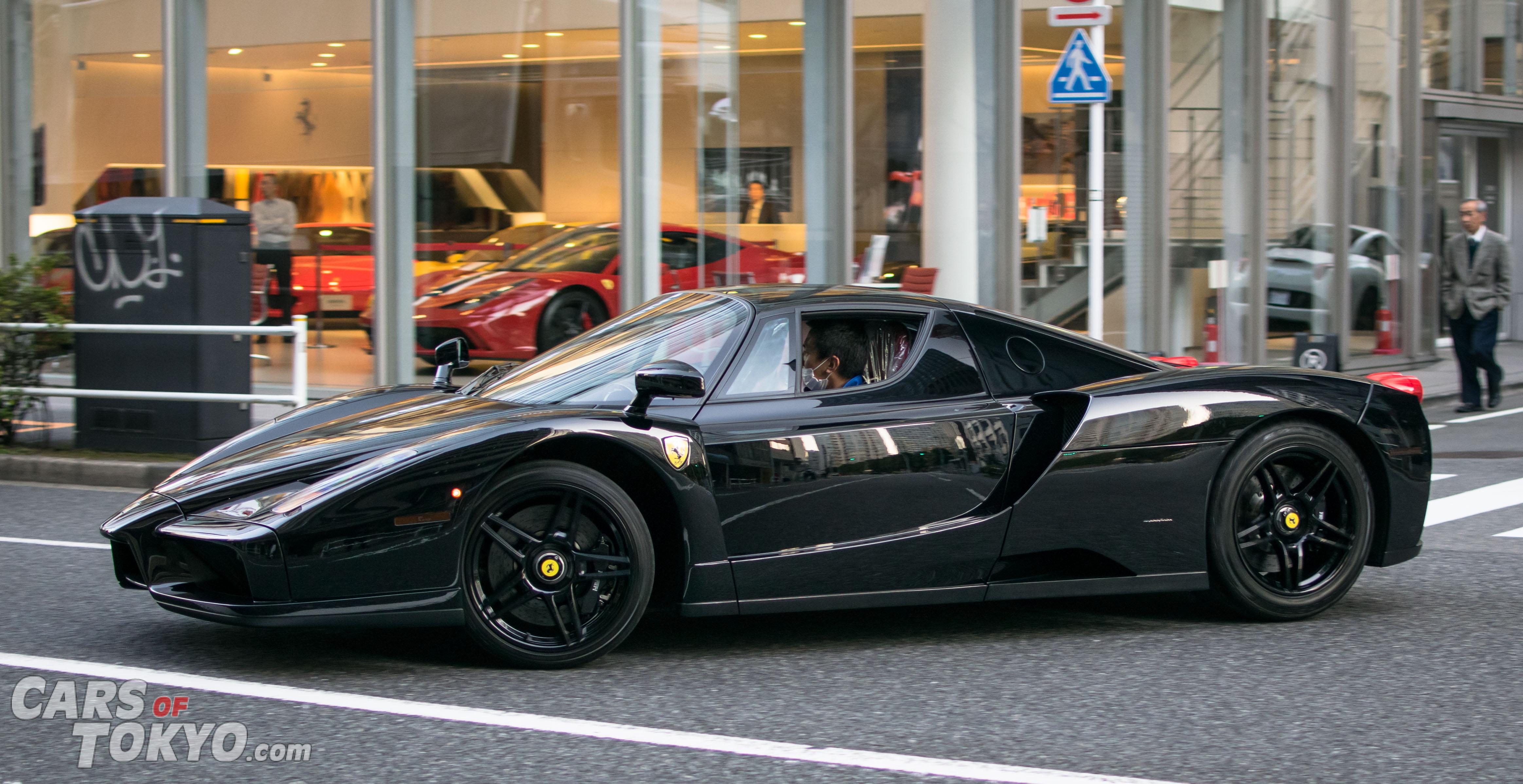 Cars of Tokyo Clean Ferrari Ferrari Enzo