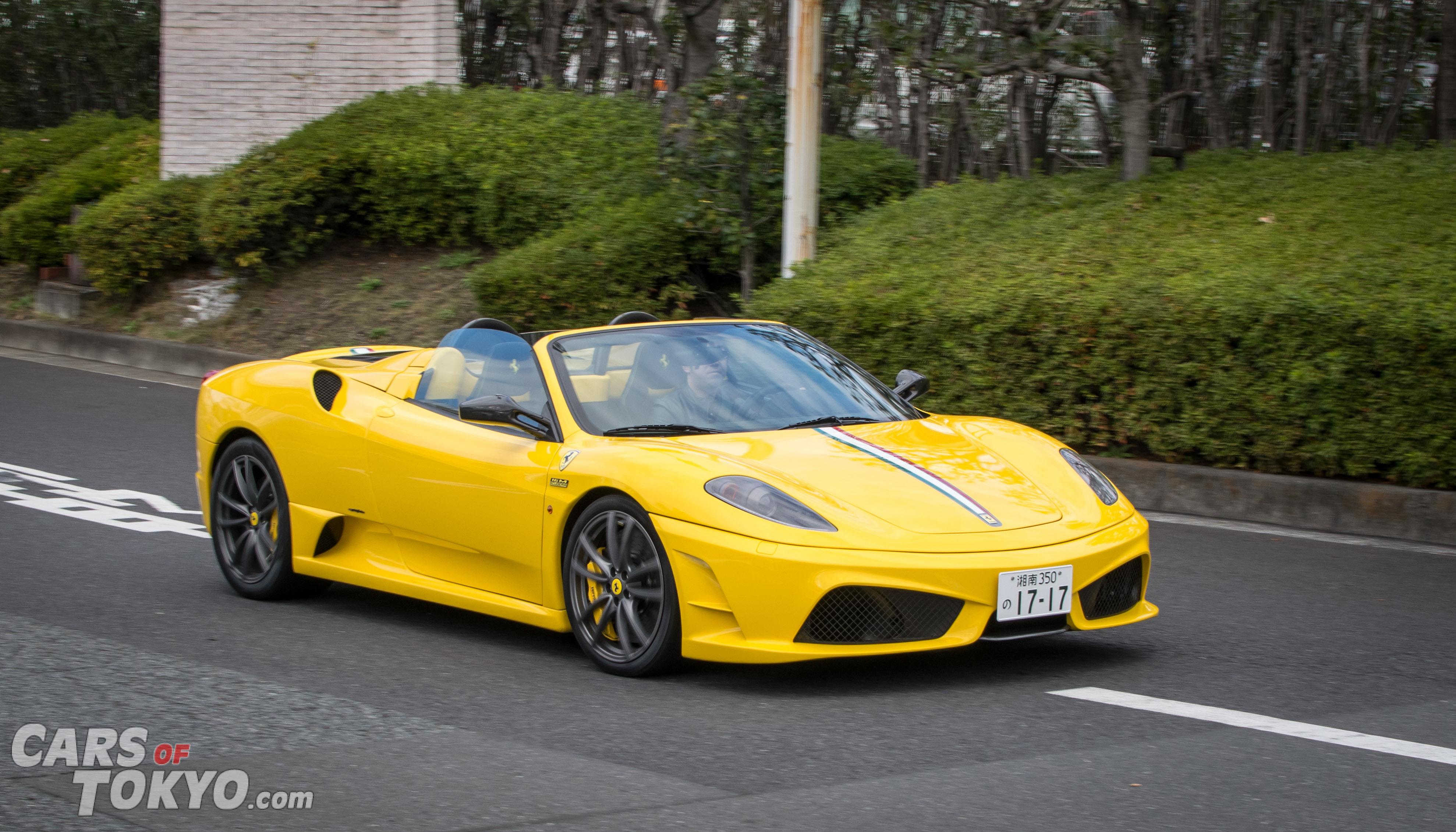 Cars of Tokyo Clean Ferrari Scuderia 16M