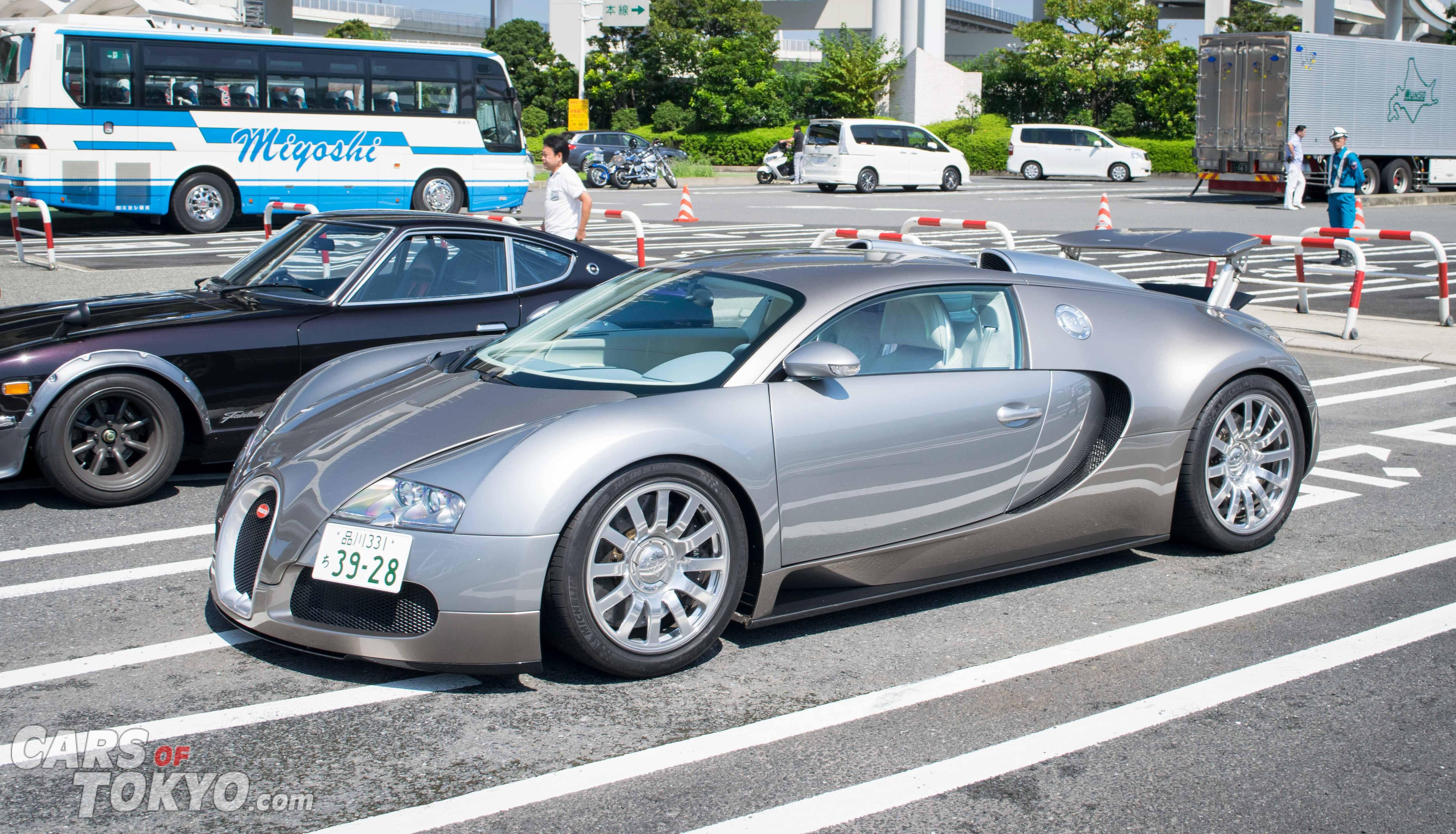 Daikoku Bugatti Veyron