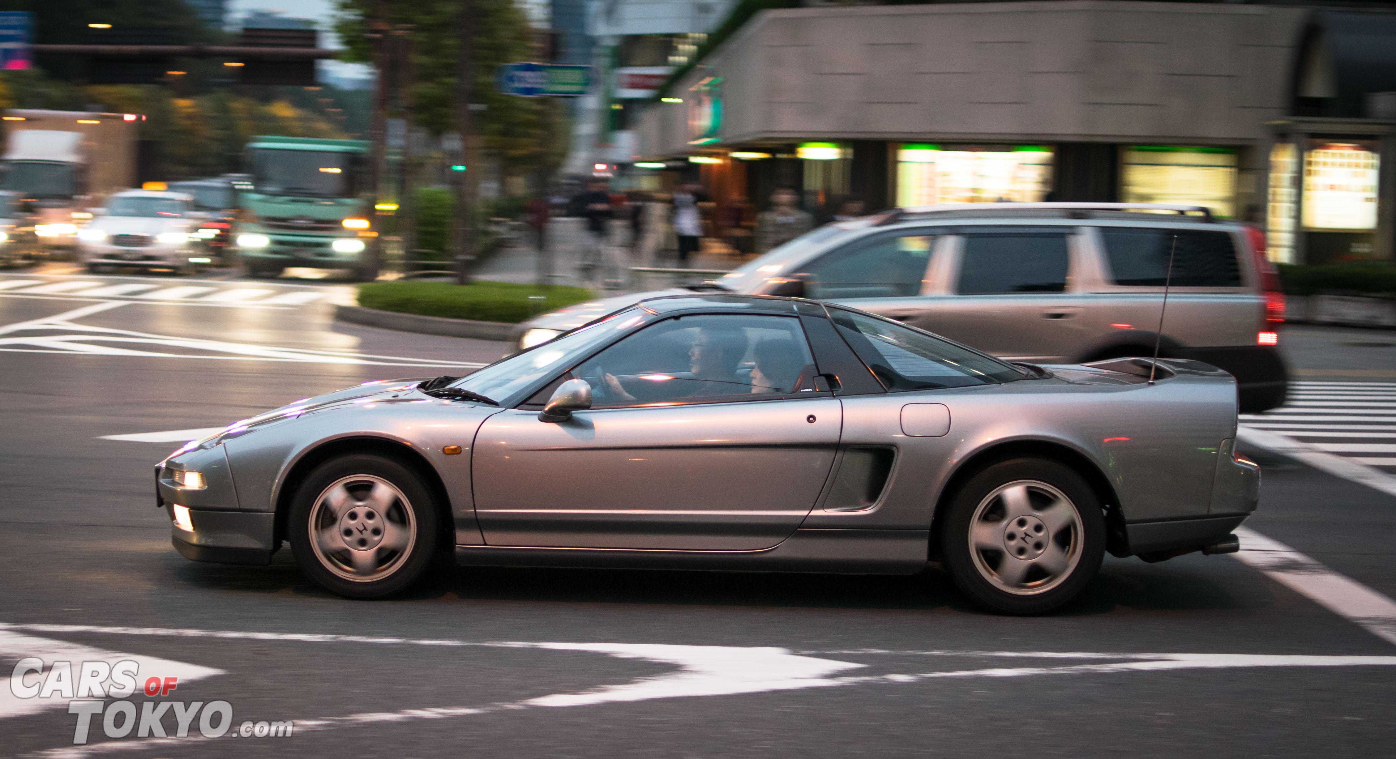 Cars of Tokyo NSX NA1