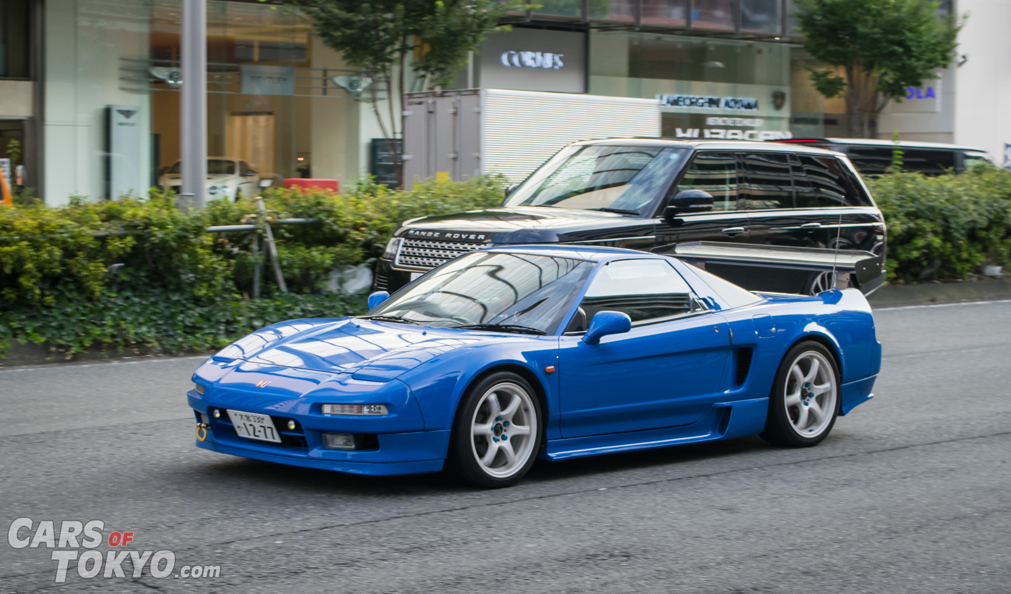 Cars of Tokyo NSX R246