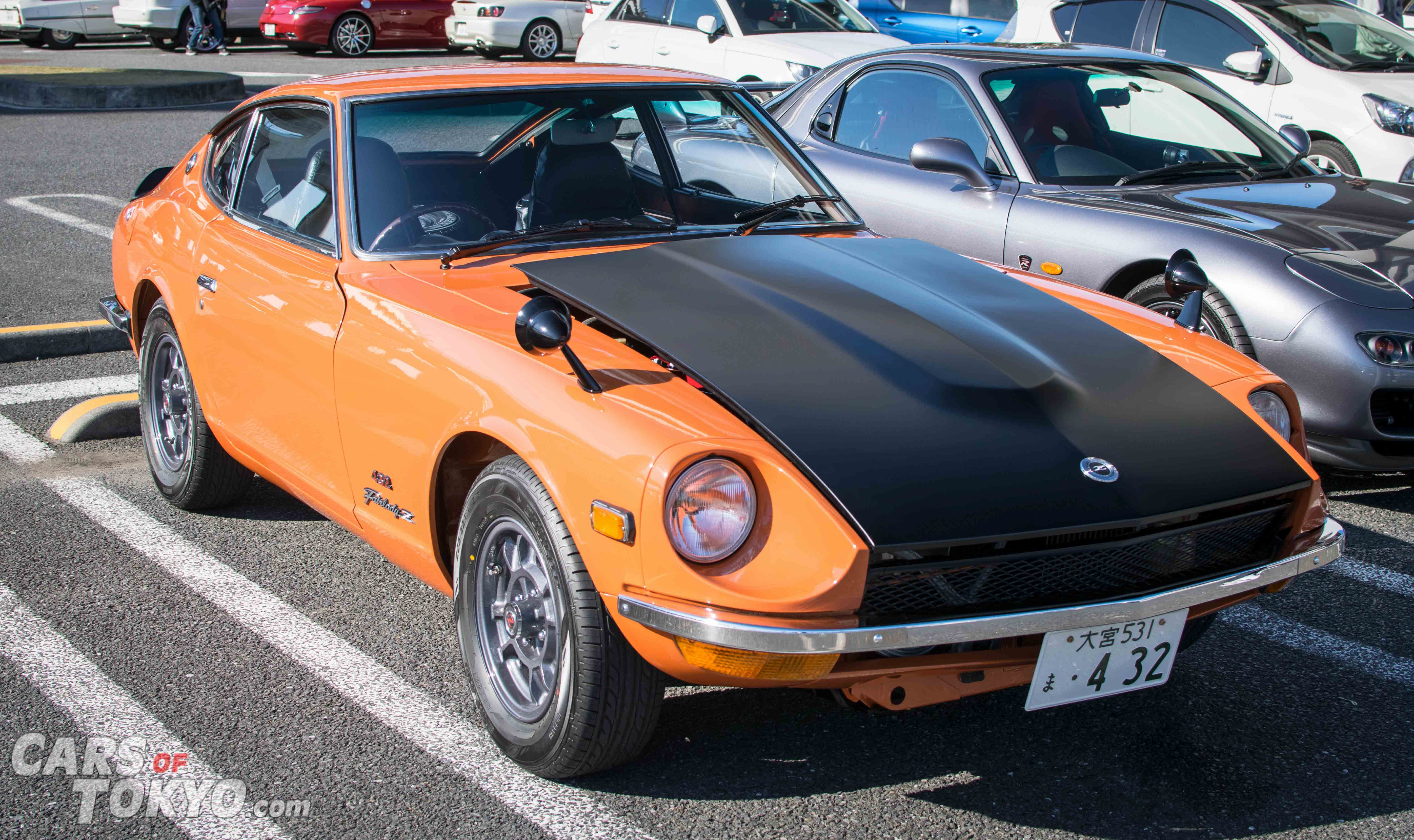 Cars of Tokyo Datsun 240Z 432