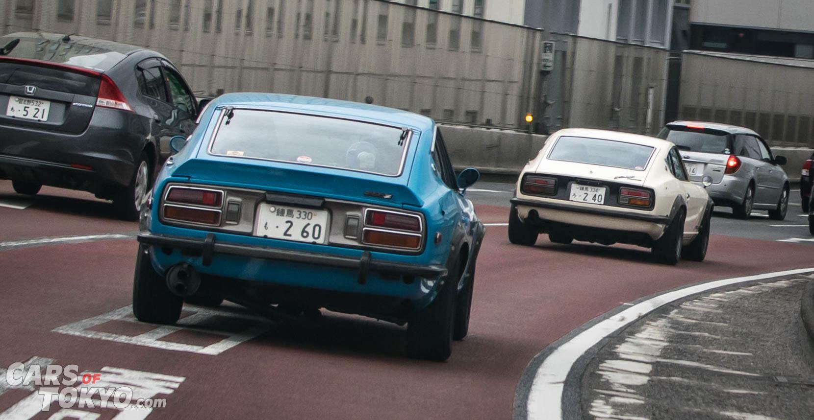Cars of Tokyo Datsun Fairlady Z