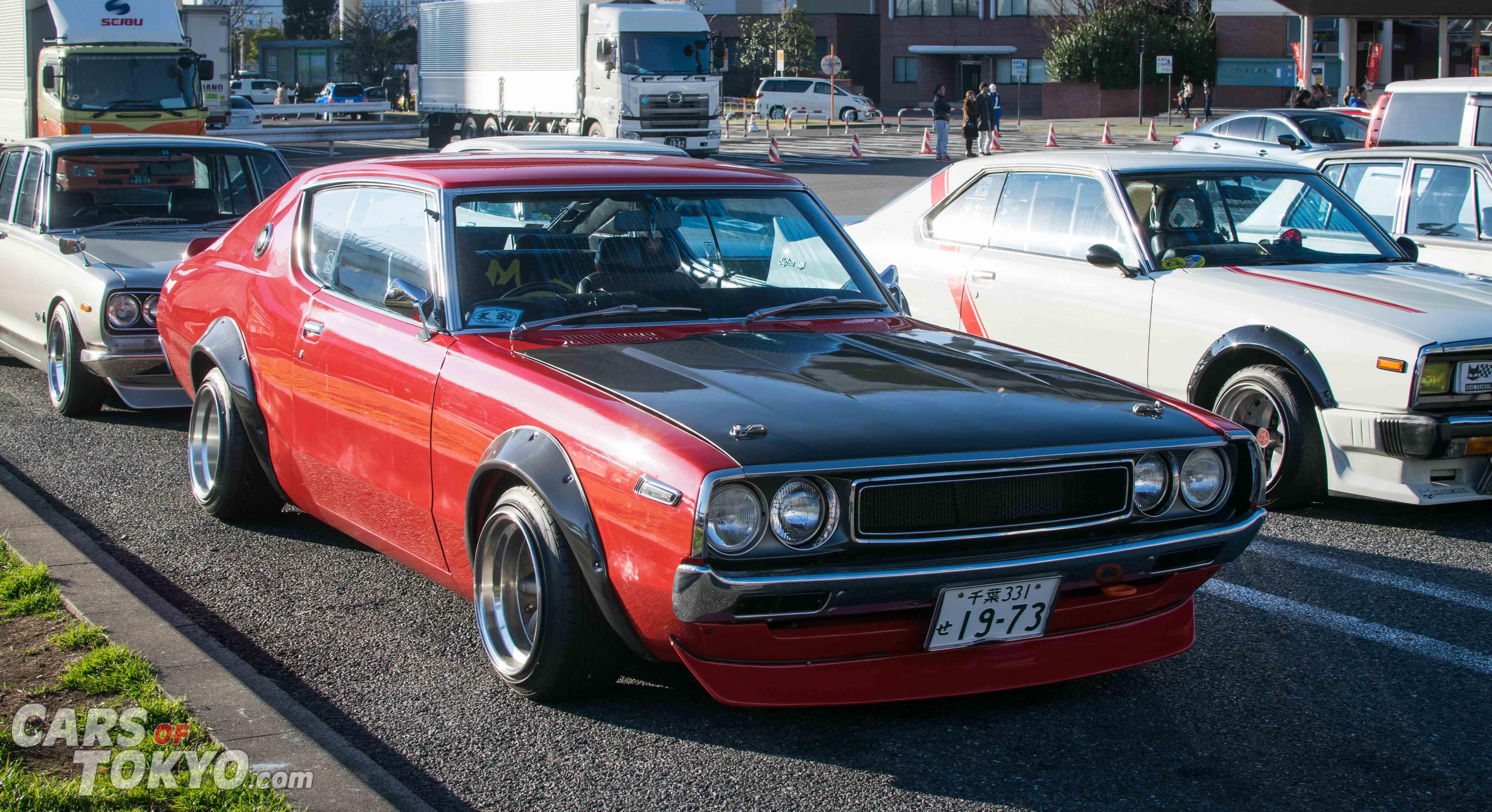 Cars of Tokyo Nissan Kenmeri