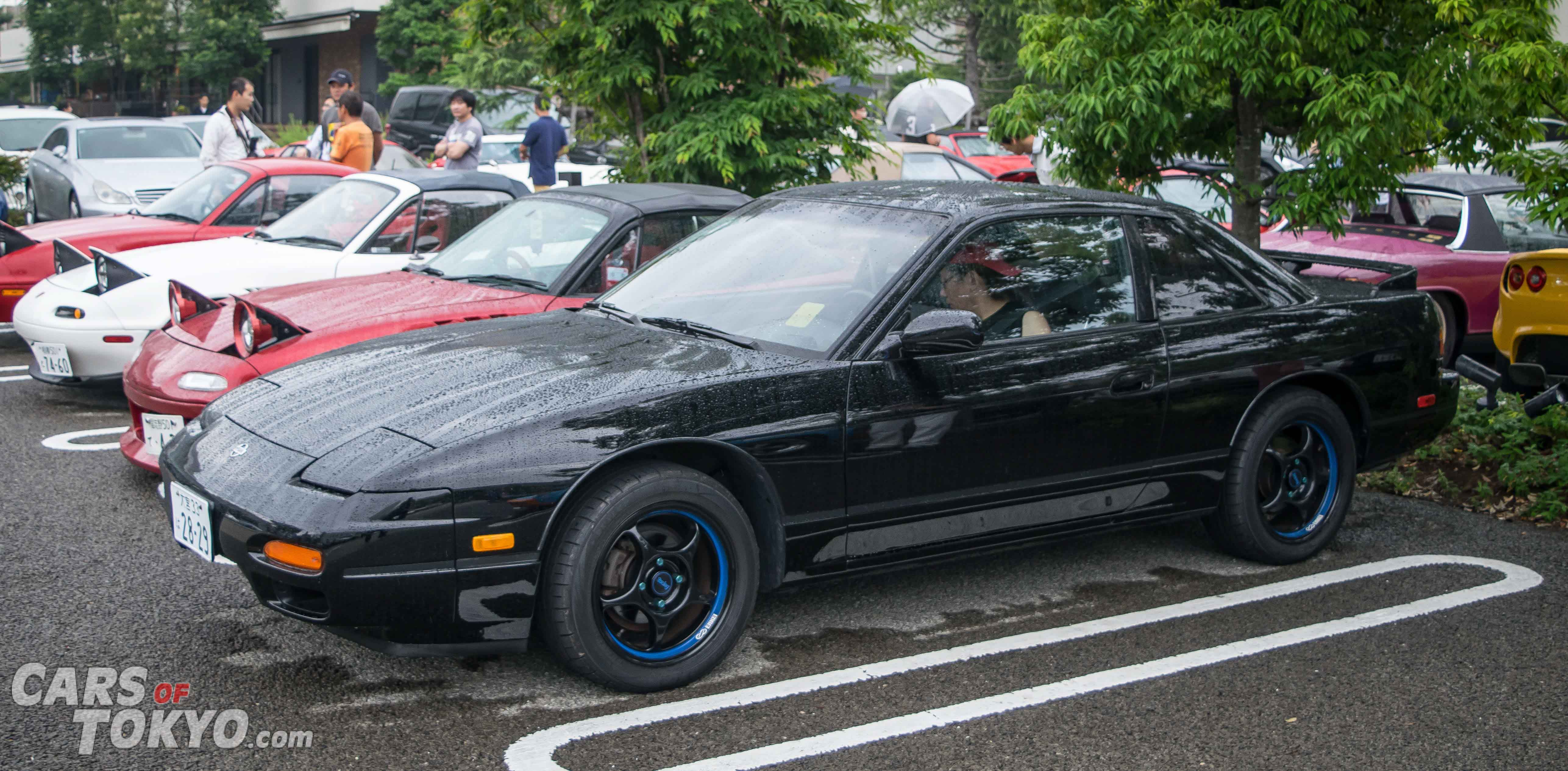 Cars of Tokyo Nissan Sileighty