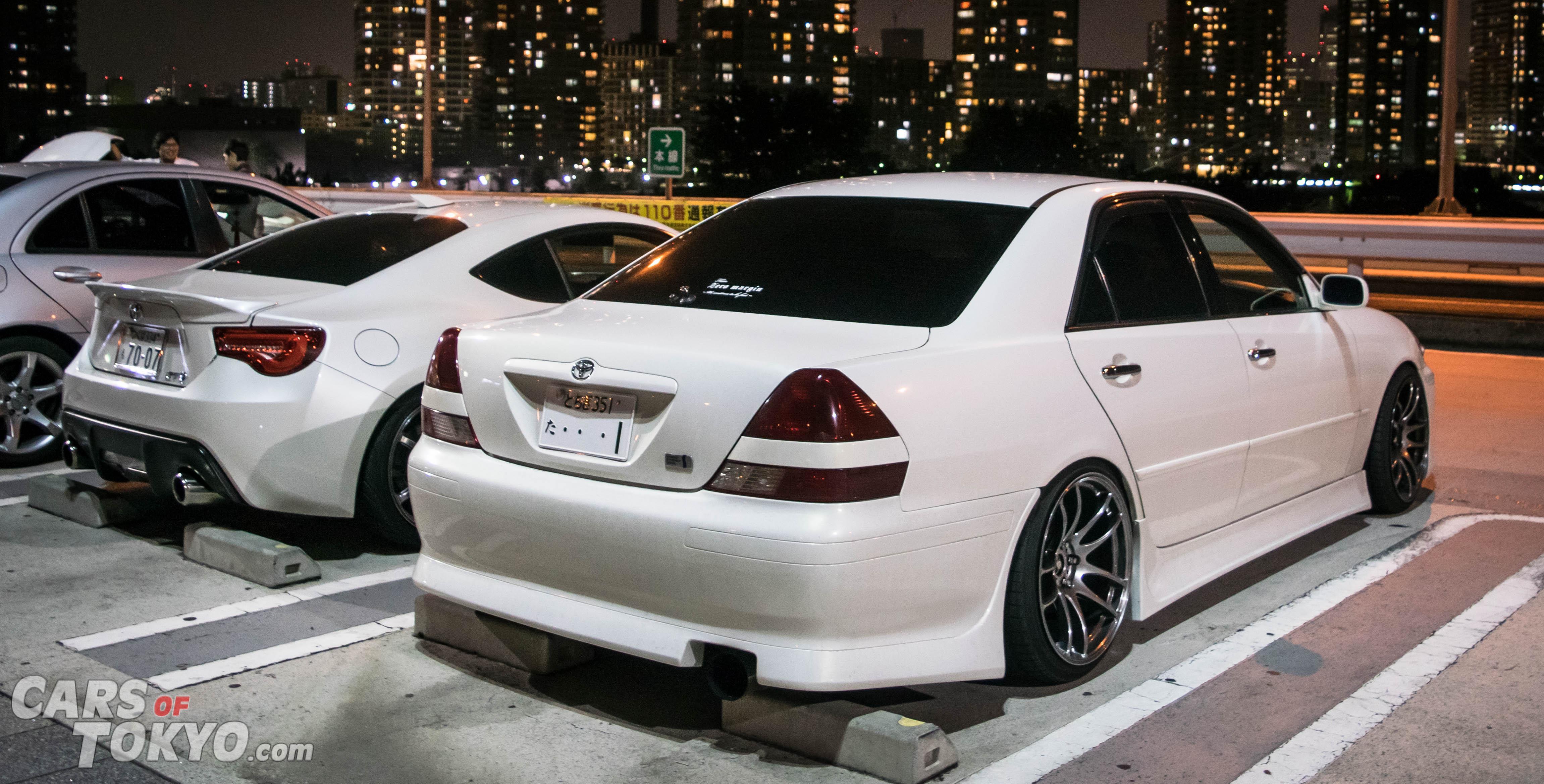 Cars of Tokyo Toyota Mark II