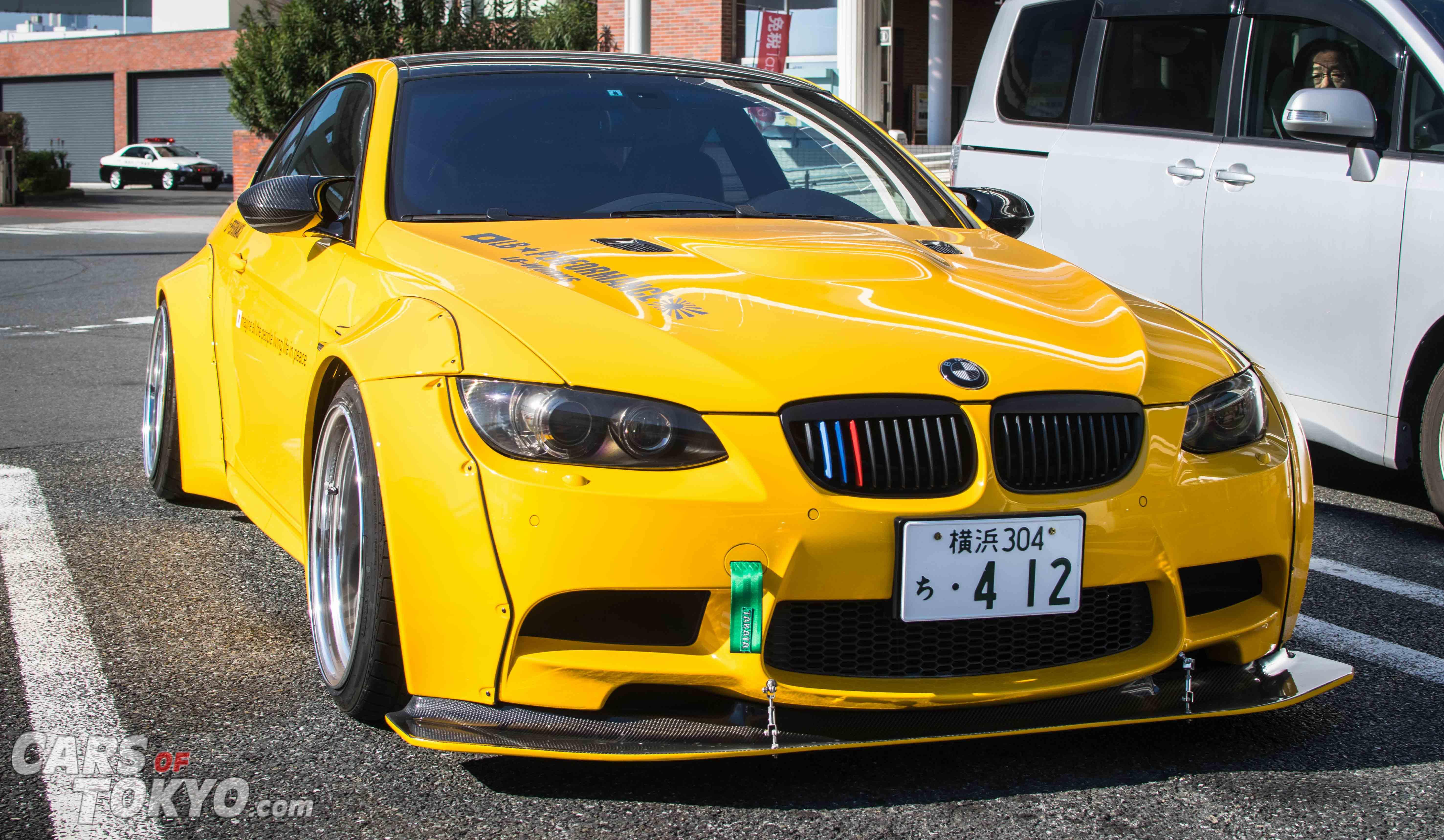 Cars of Tokyo Liberty Walk BMW M3