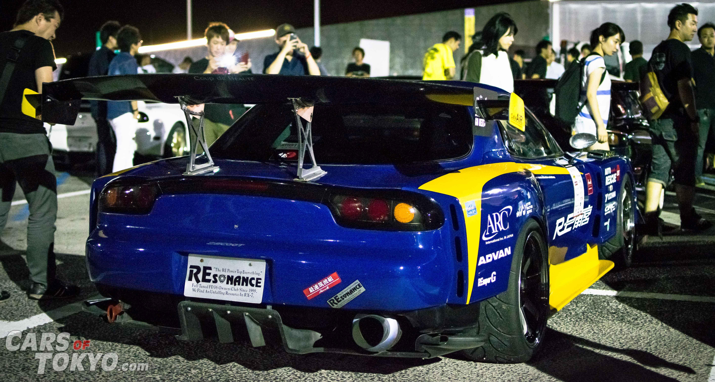 Cars of Tokyo Mazda RX7 Attack Car