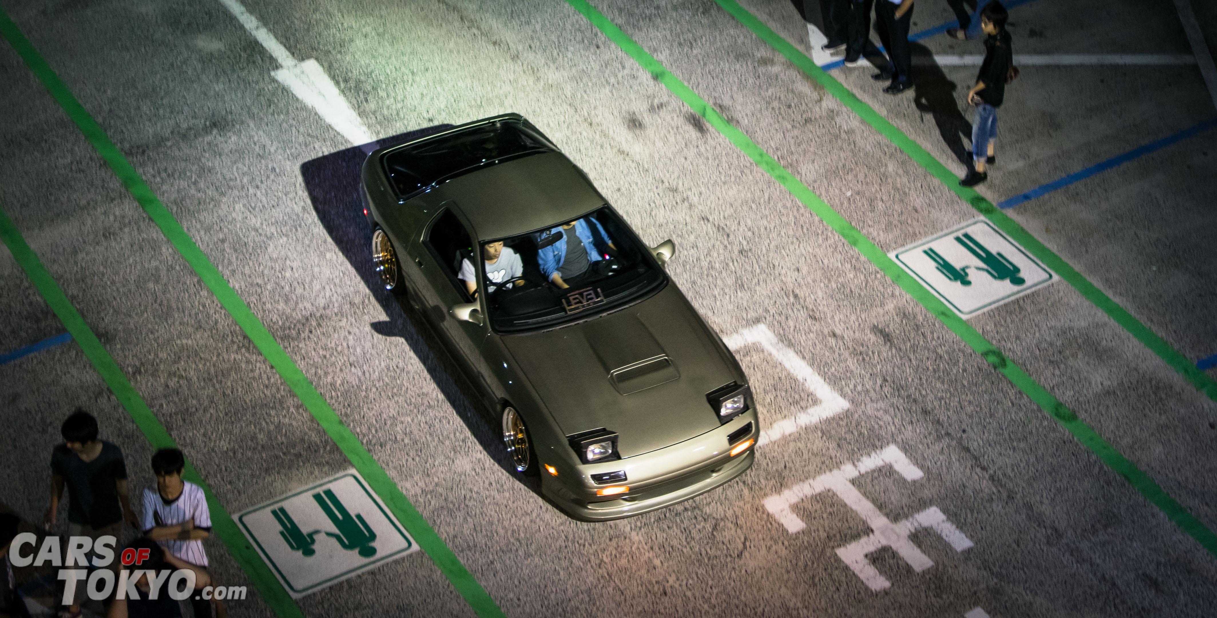 Cars of Tokyo Mazda RX7 FC