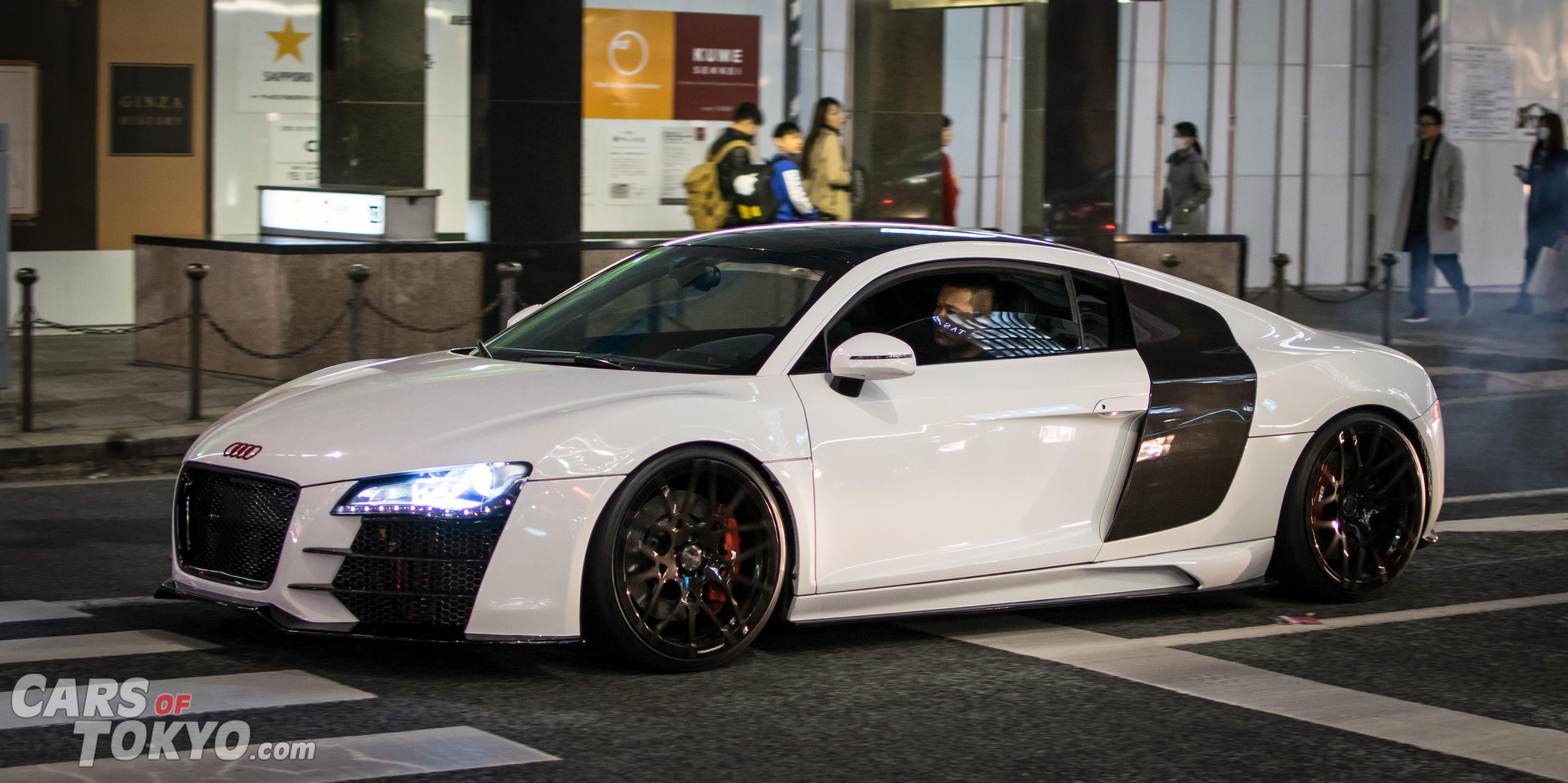 Night Rider Audi R8
