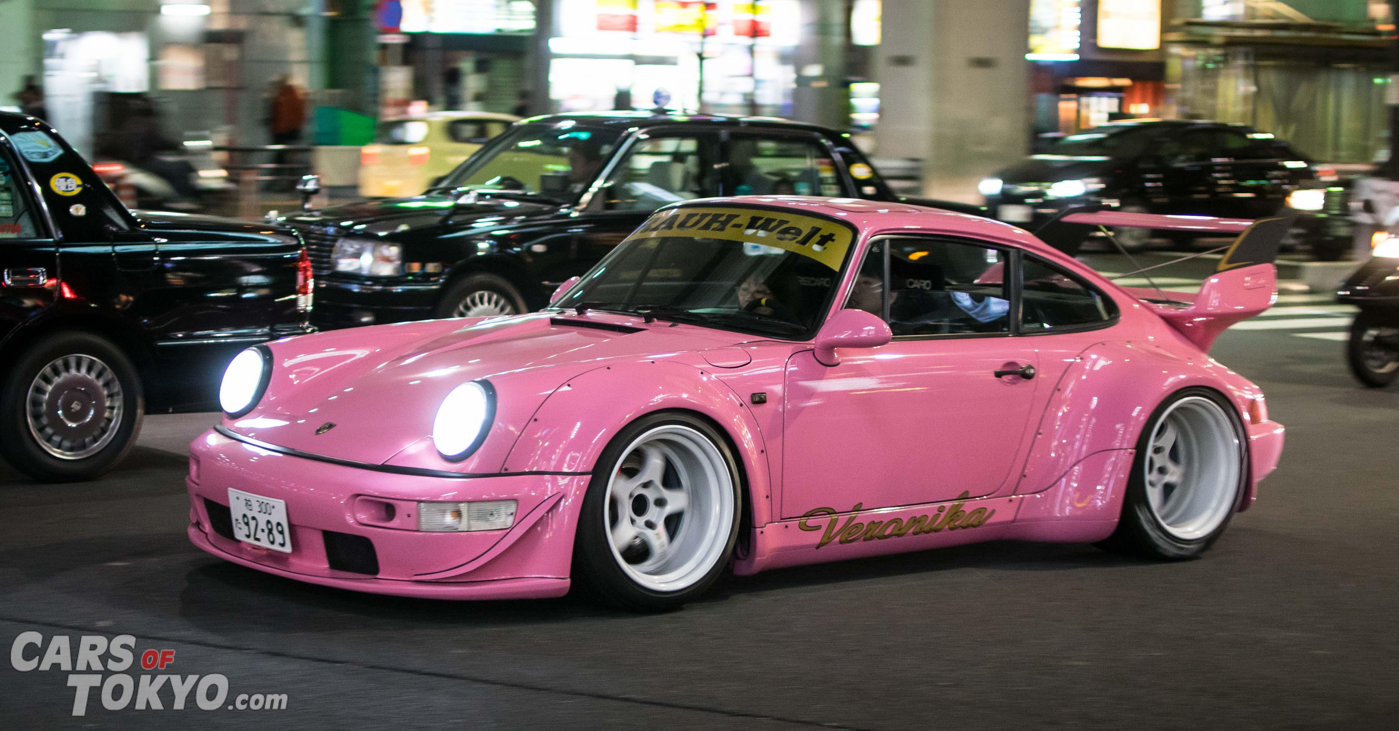 Night Rider Porsche 911 RWB