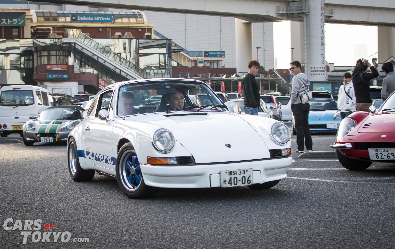 Cars of Tokyo Porsche 911 Carrera RS 2.7