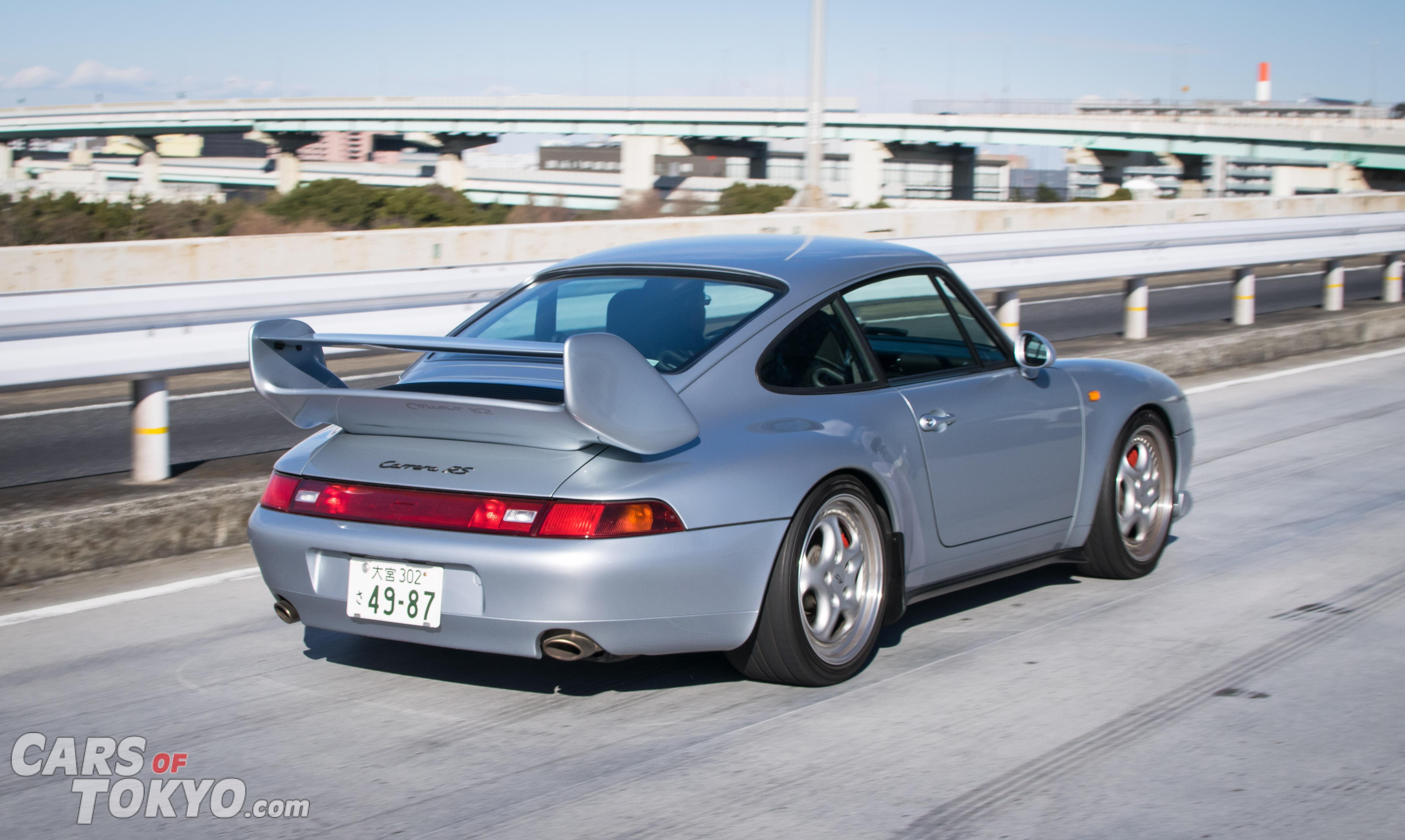Cars of Tokyo Porsche 911 Carrera RS 993