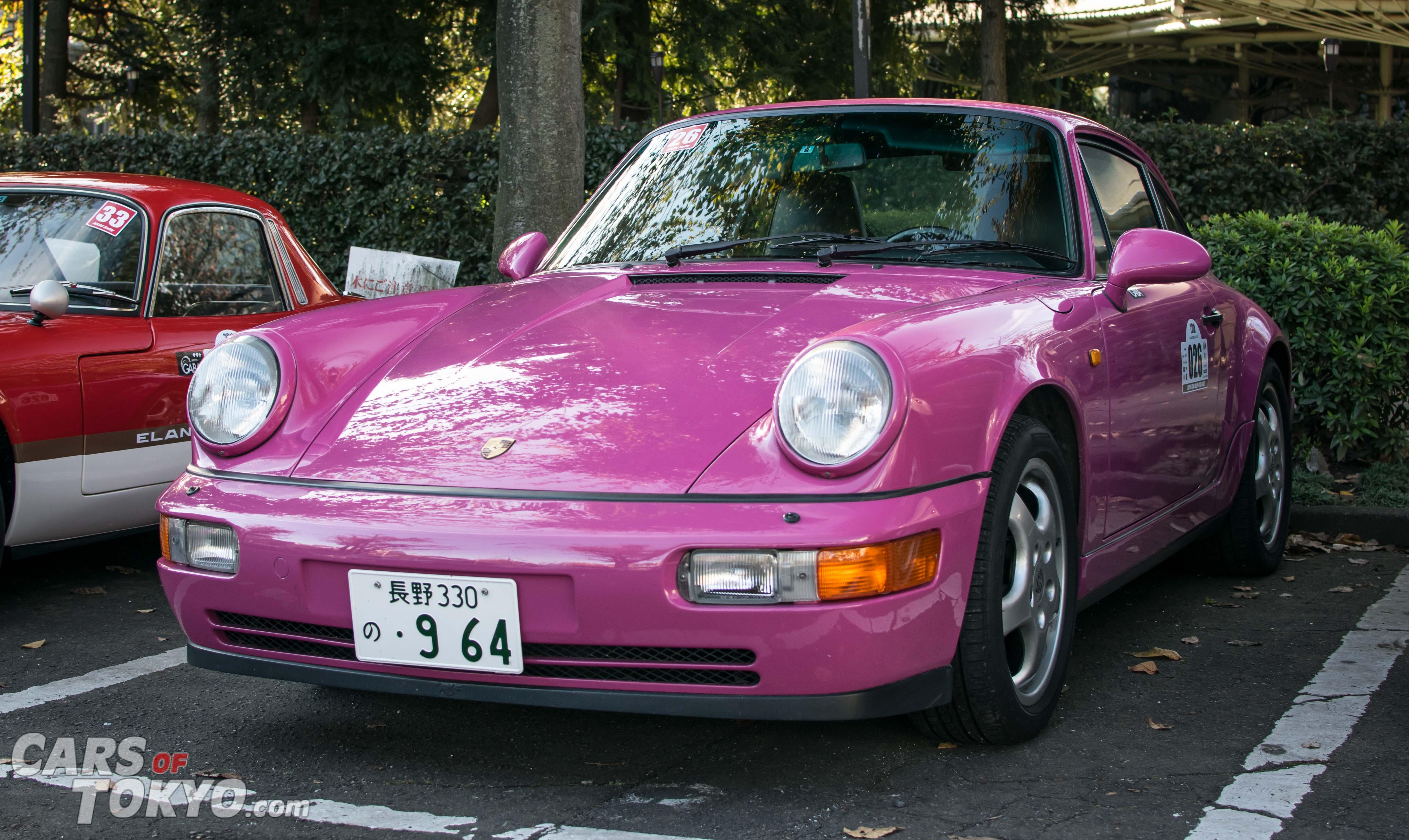 Cars of Tokyo Porsche 911 Carrera 2