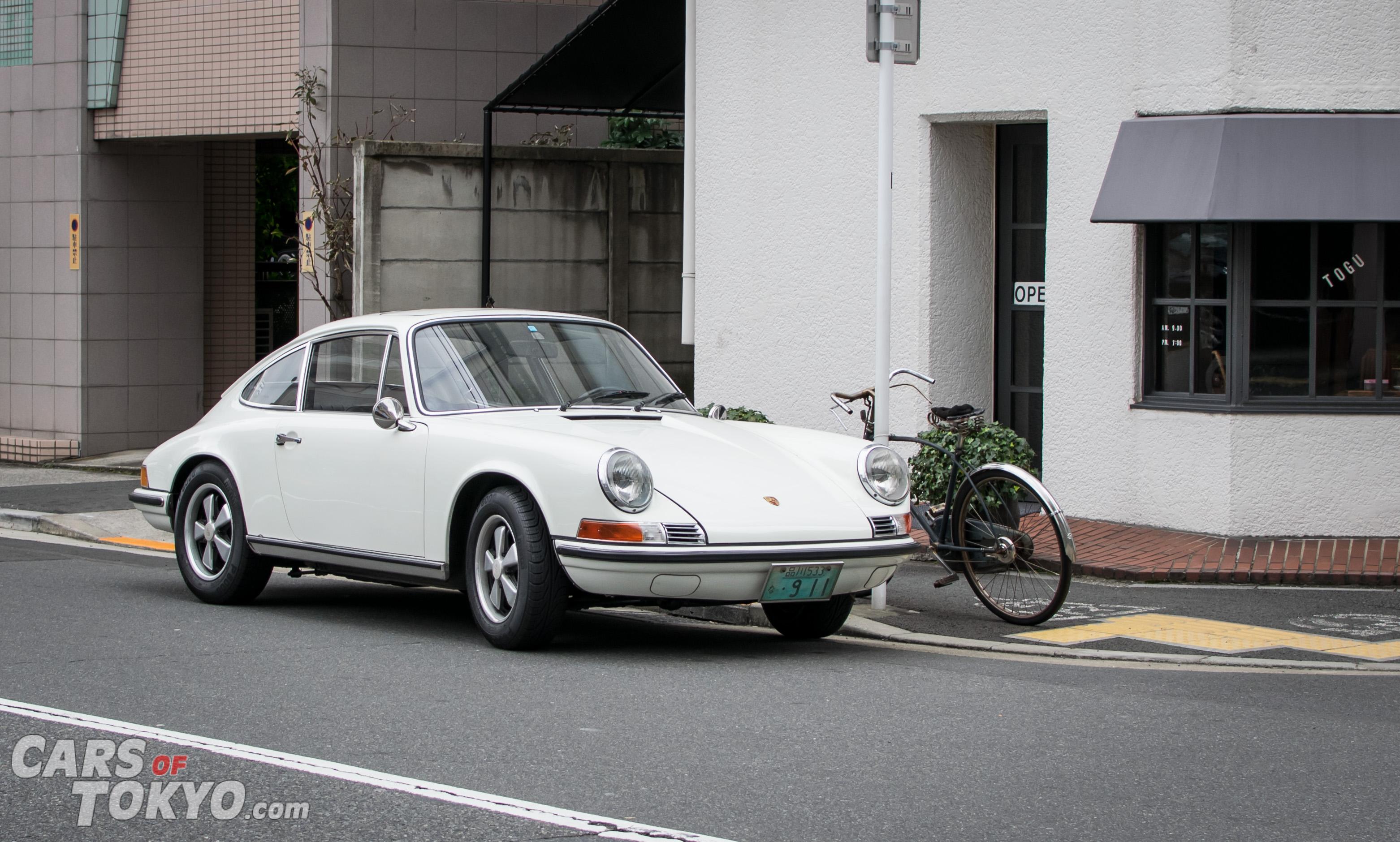 Cars of Tokyo Porsche 911 Classic