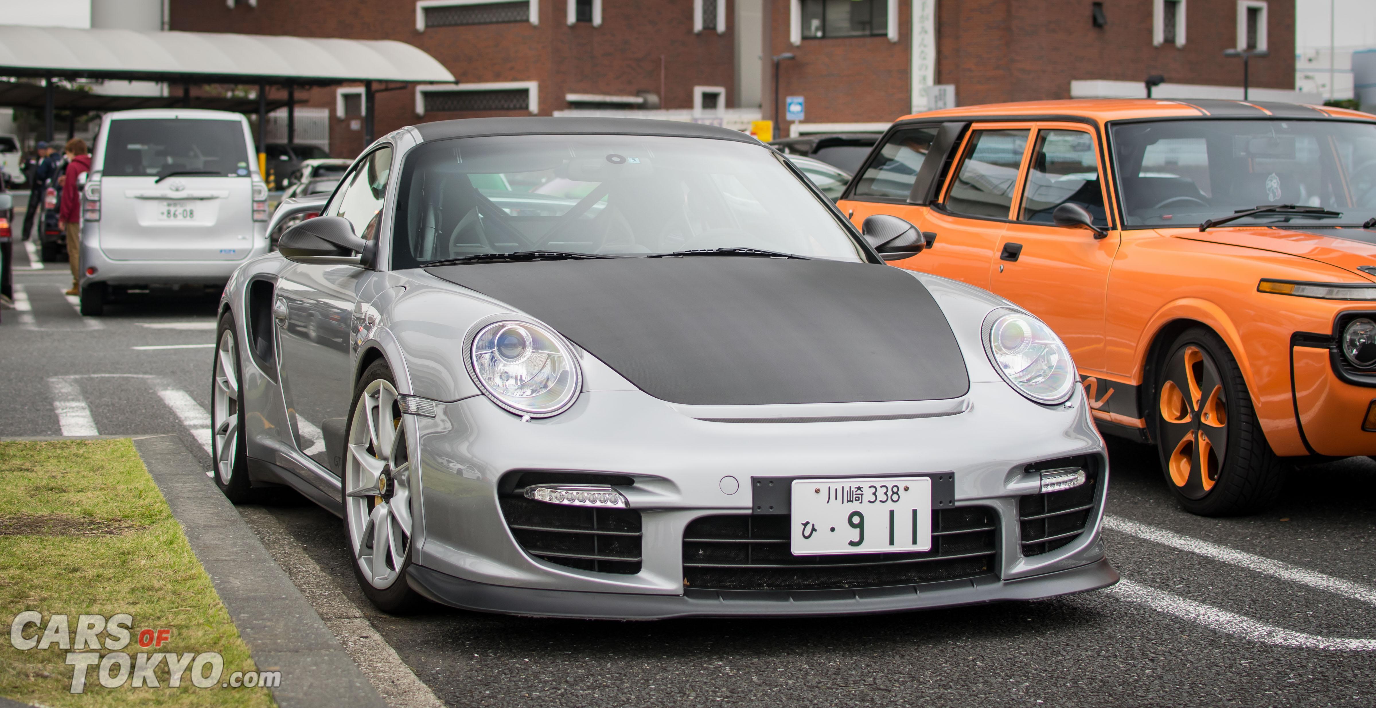 Cars of Tokyo Porsche 911 GT2 RS