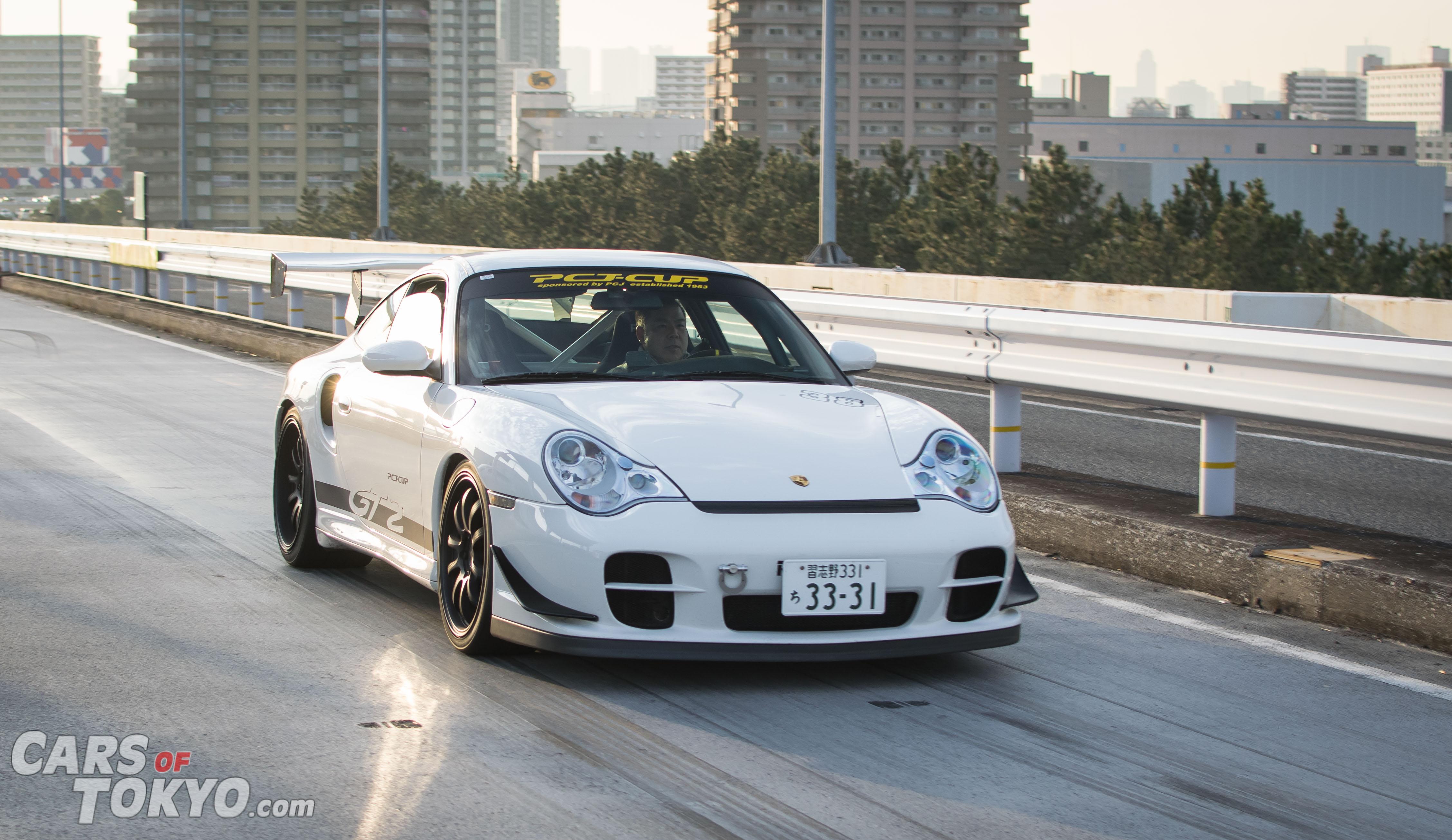 Cars of Tokyo Porsche 911 GT2