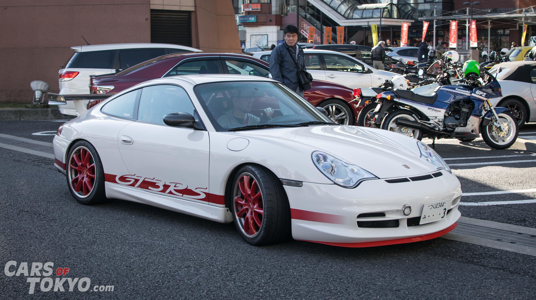 Cars of Tokyo Porsche 911 GT3 RS 996