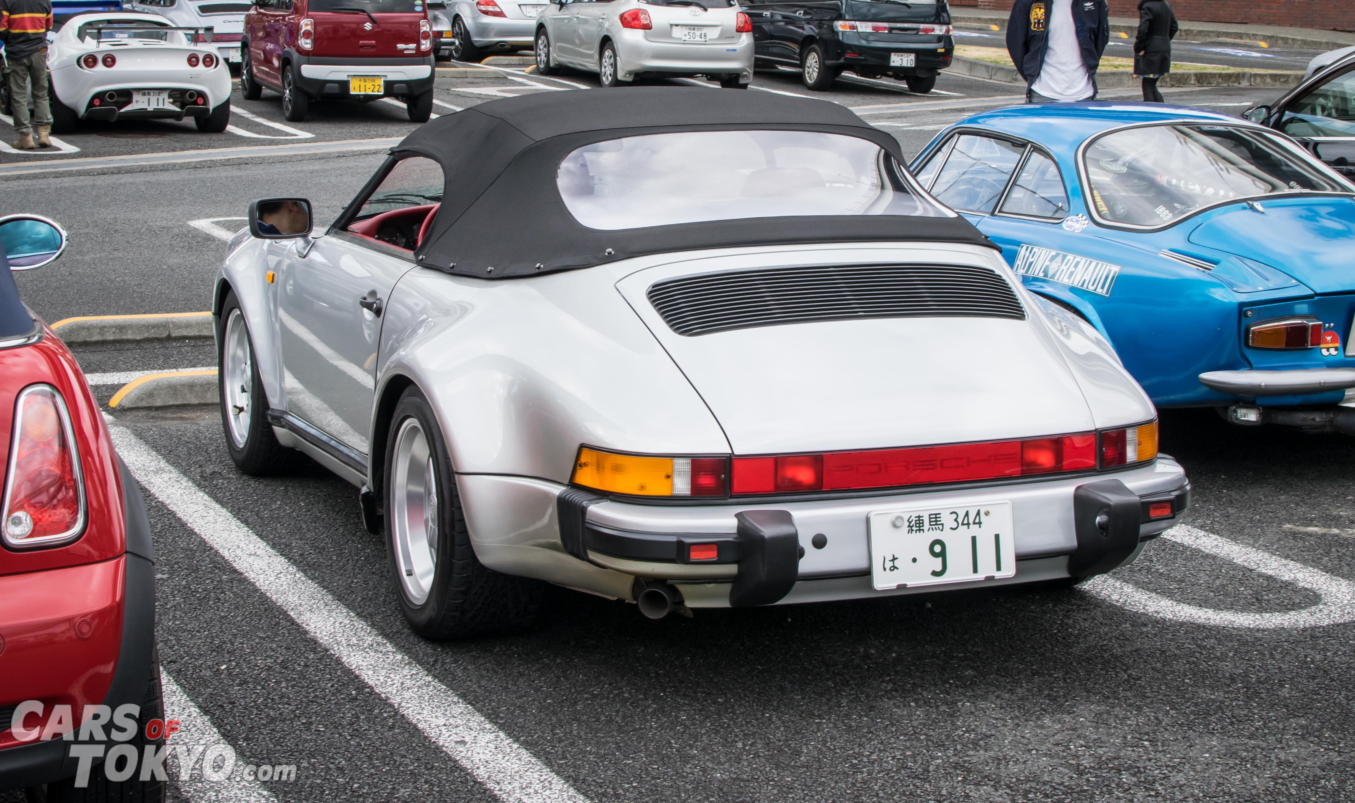 Cars of Tokyo Porsche 911 Speedster