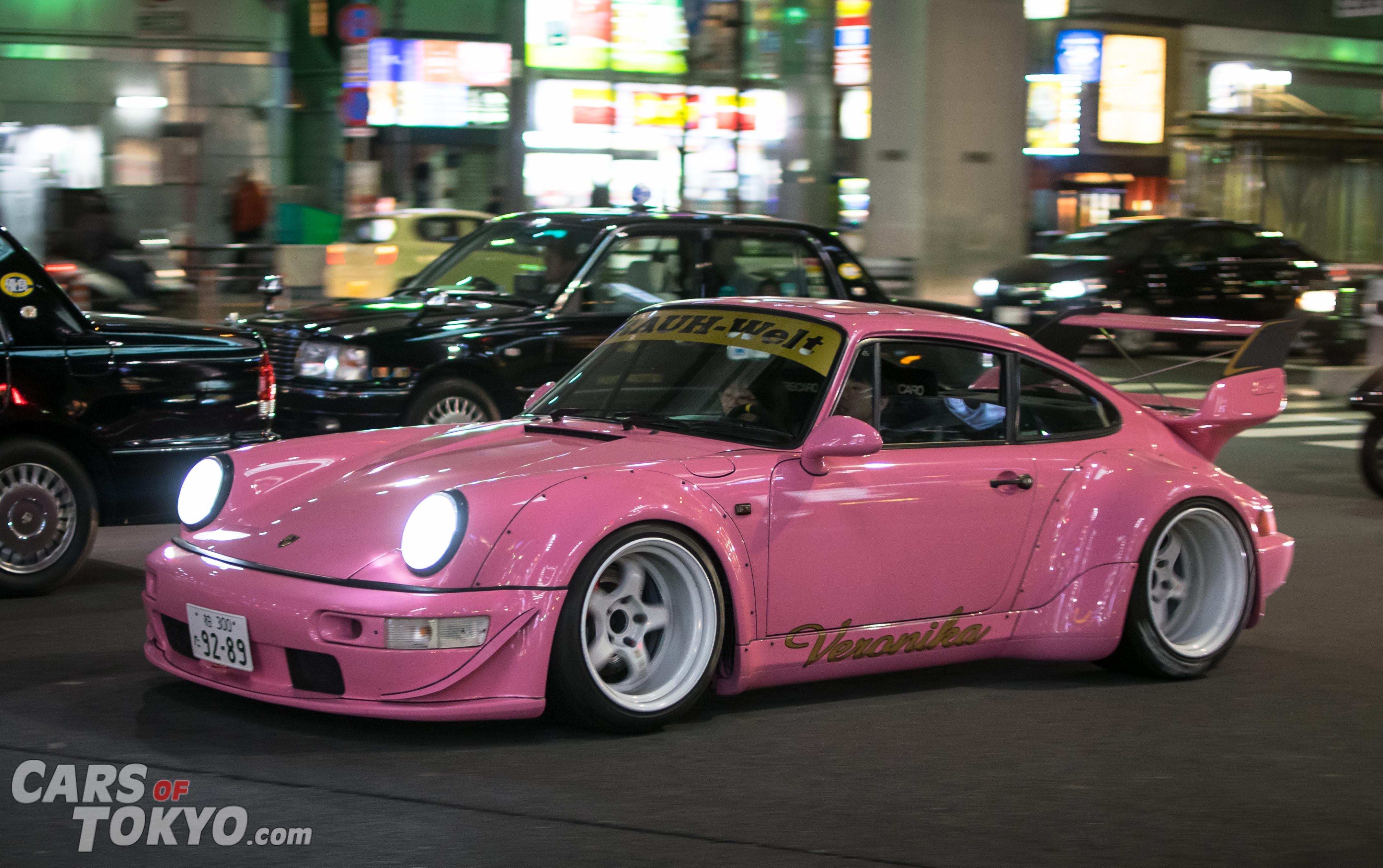 Cars of Tokyo RWB Porsche 911 Veronica