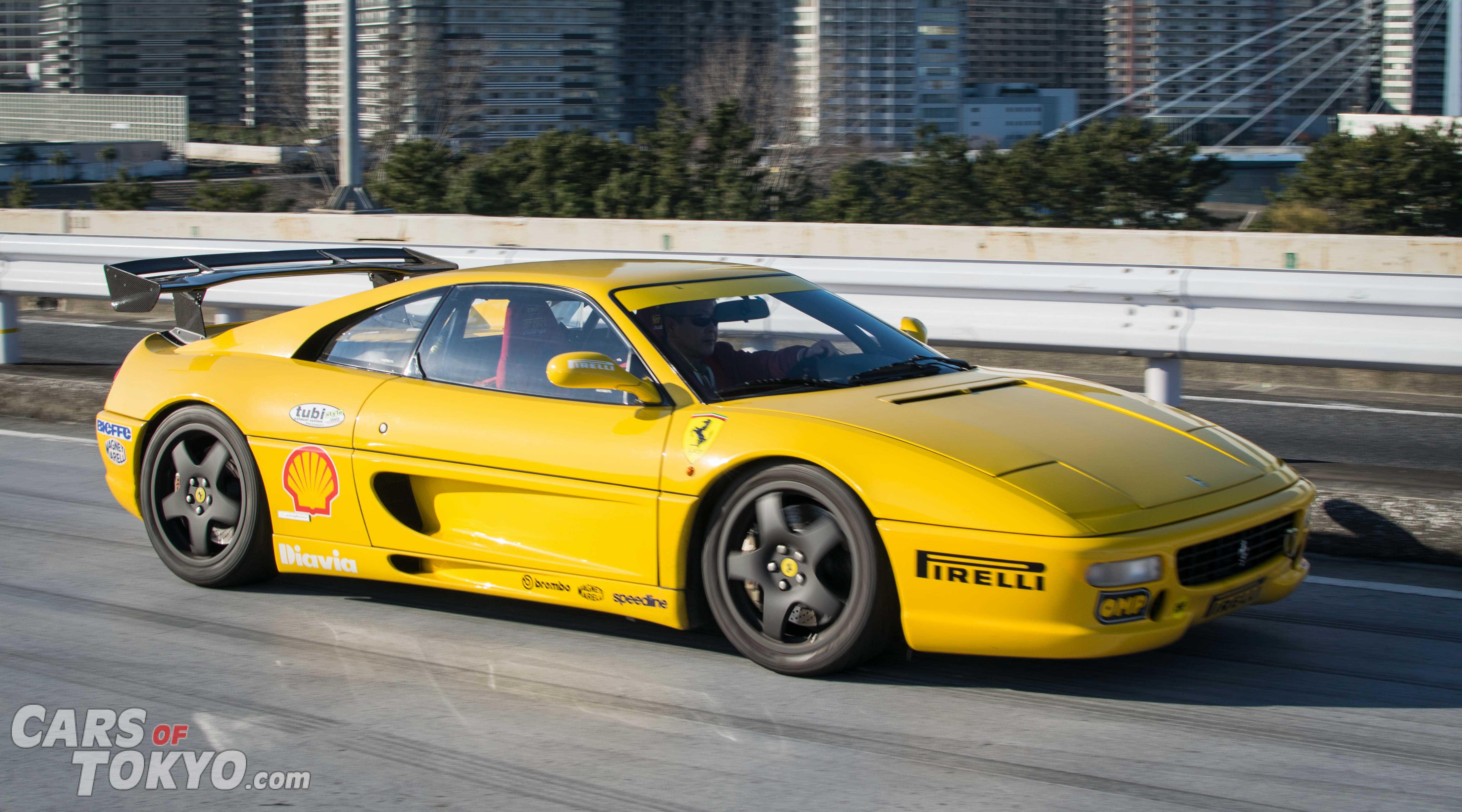 Cars of Tokyo Tatsumi Ferrari 355 Challenge