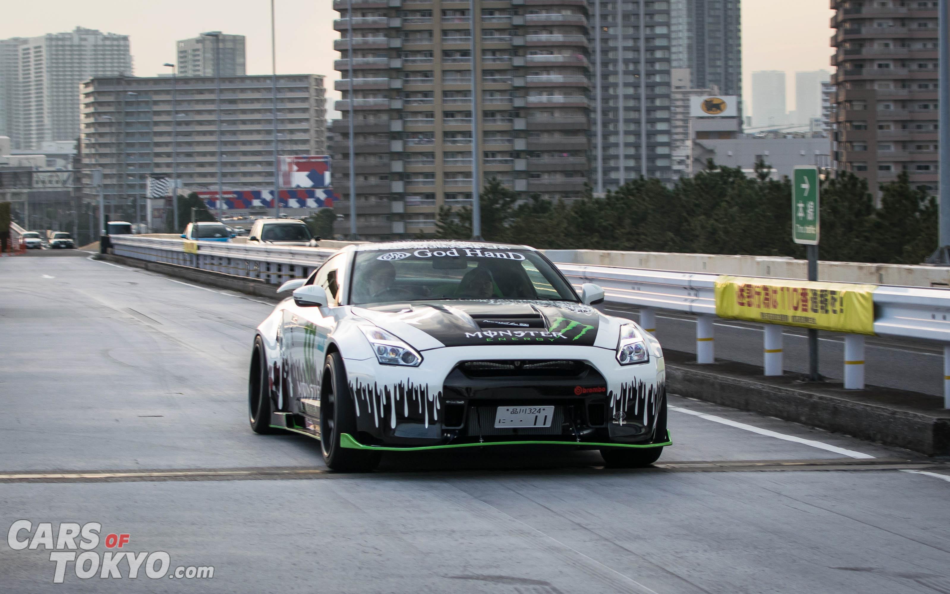 Cars of Tokyo Tatsumi Nissan GT-R Monster