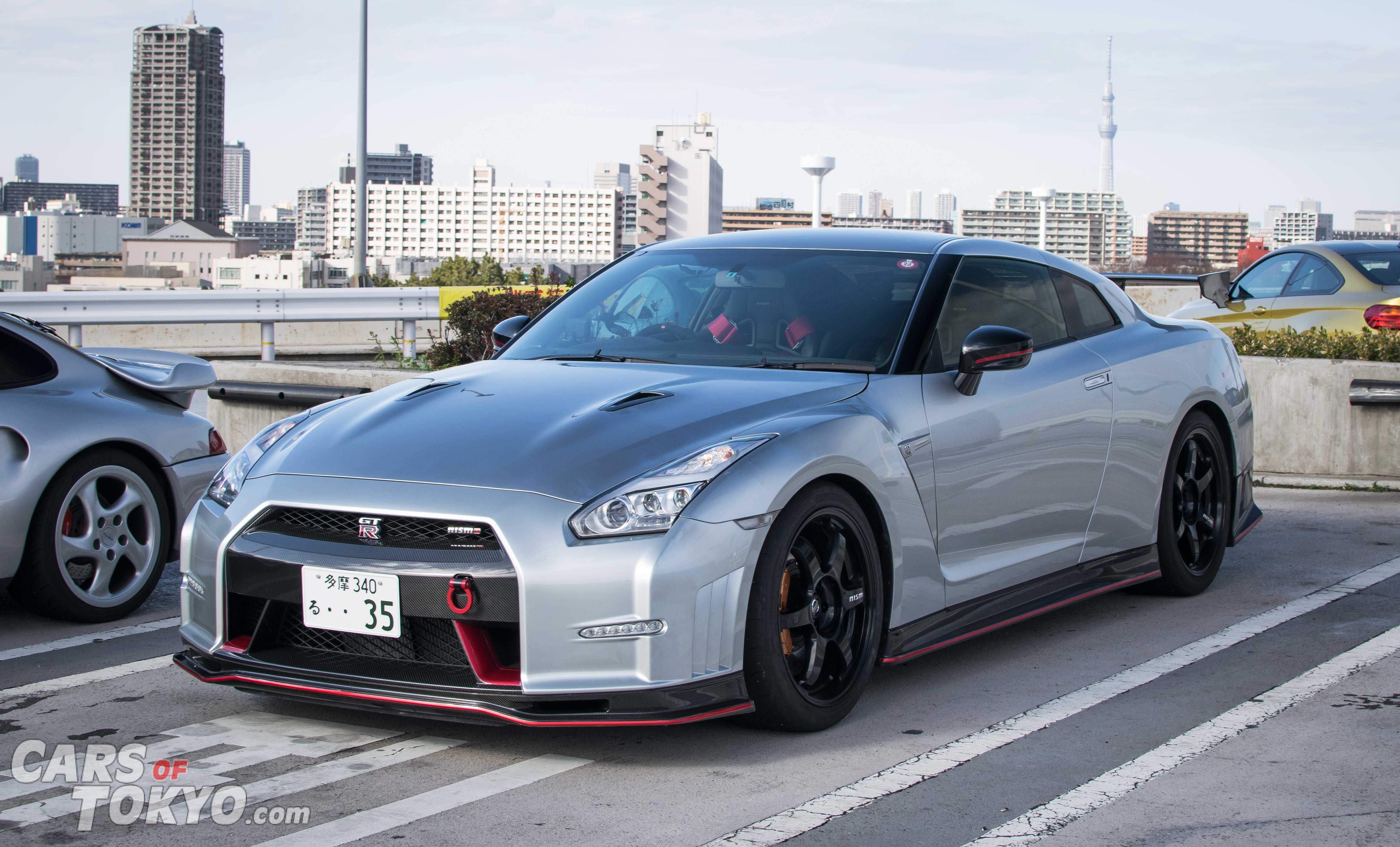 Cars of Tokyo Tatsumi Nissan GT-R NISMO