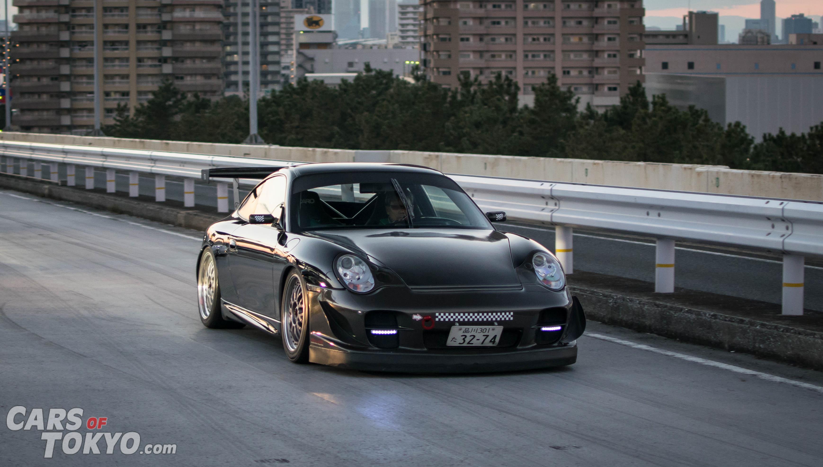 Cars of Tokyo Tatsumi Porsche 911 GT3 Cup