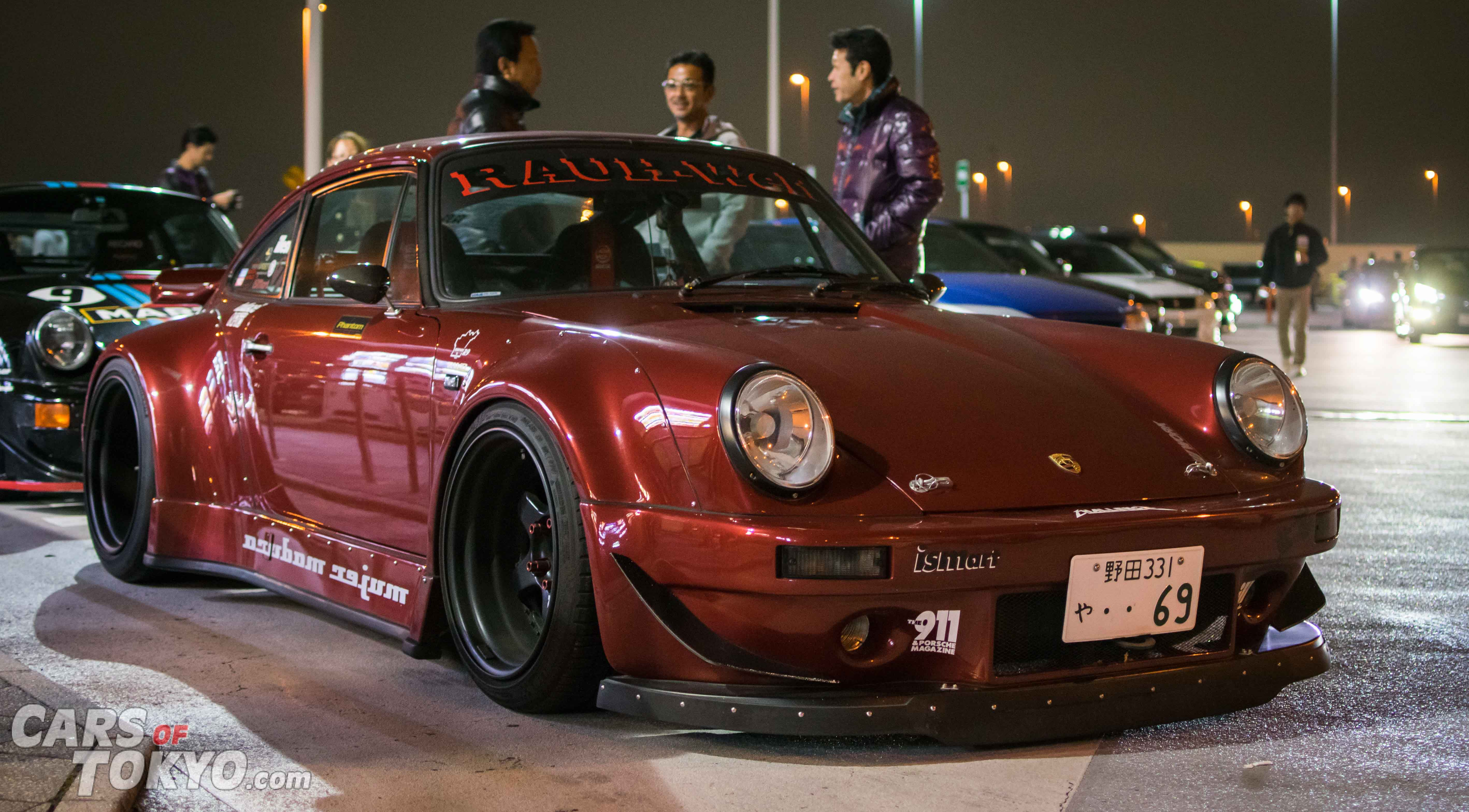 Cars of Tokyo Tatsumi RWB 911
