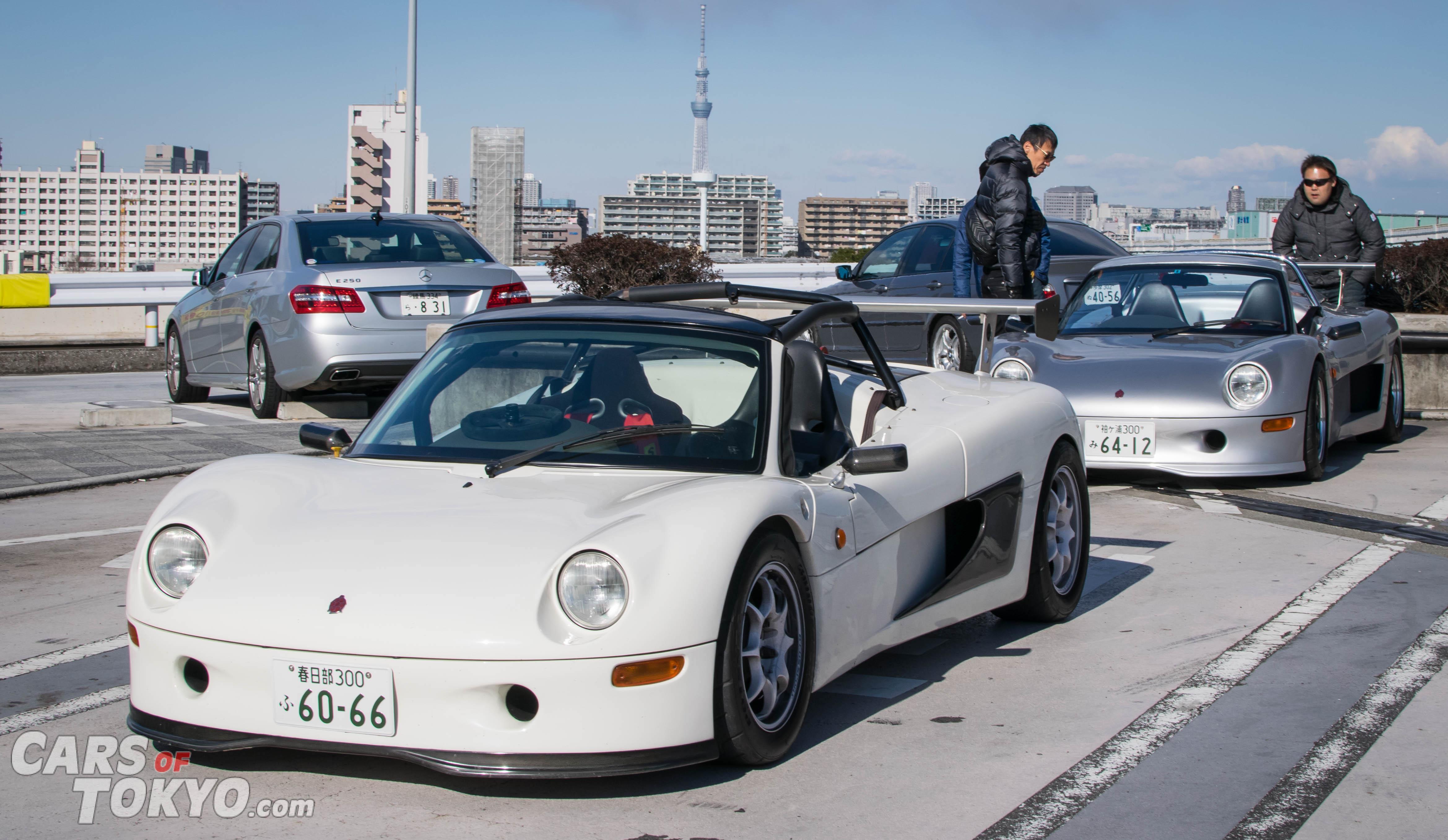 Cars of Tokyo Tatsumi Tommykaira
