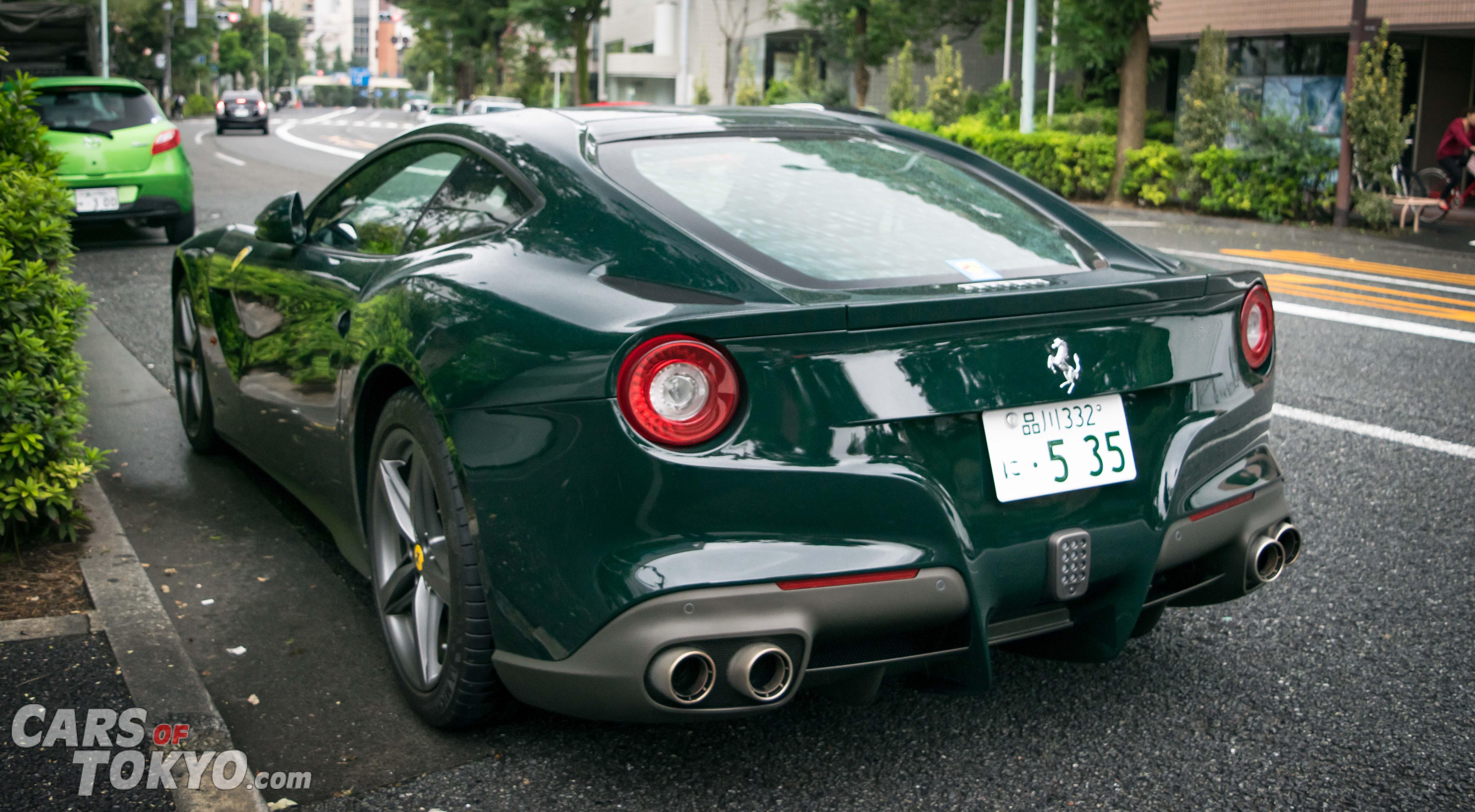 Cars of Tokyo Unusual Spec Ferrari F12