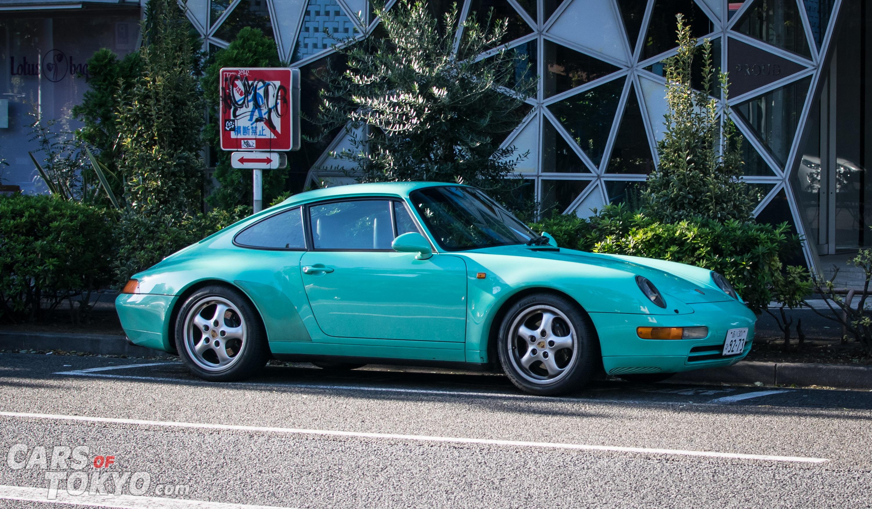 Cars of Tokyo Unusual Spec Porsche 911