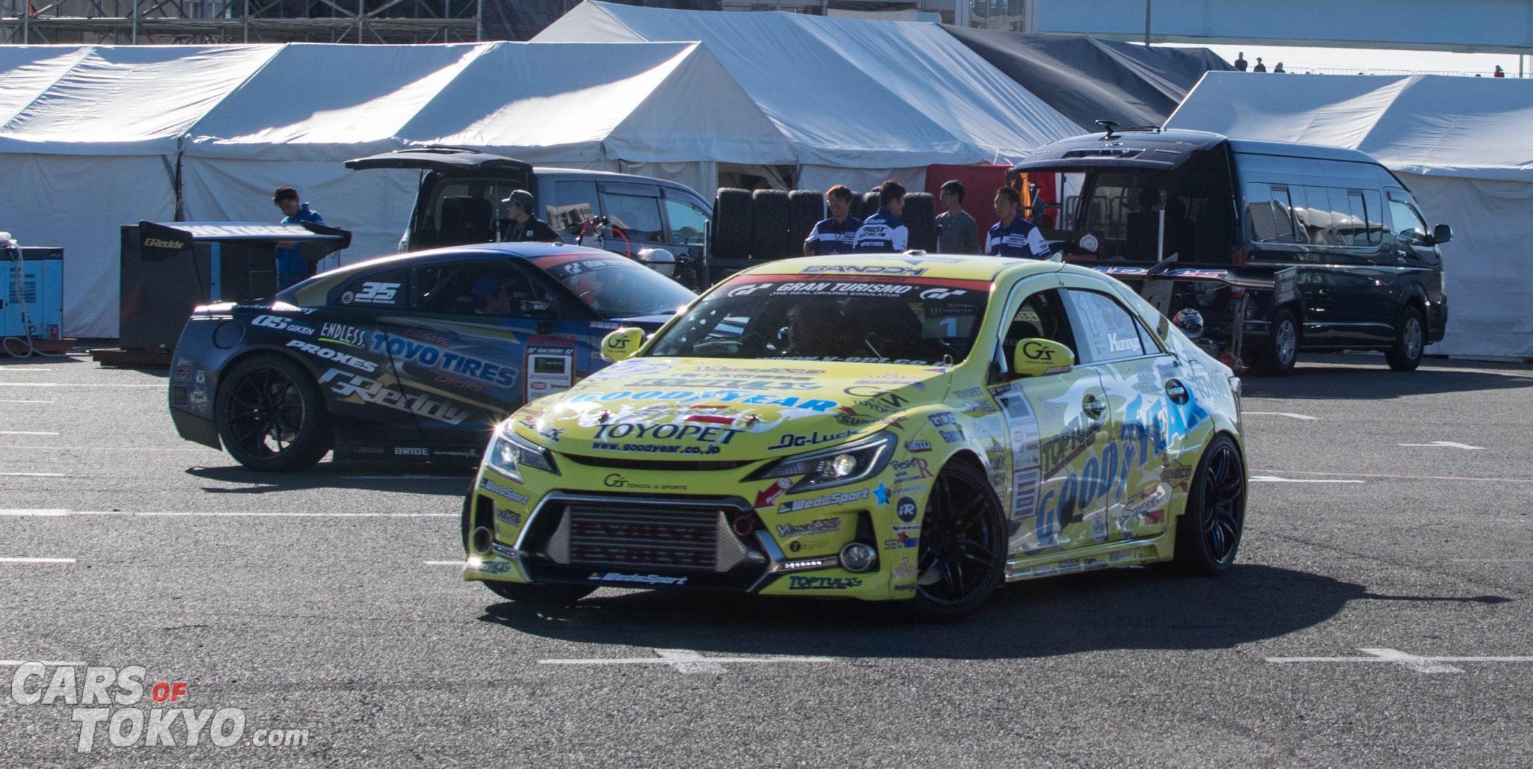 Toyota Mark X D1GP